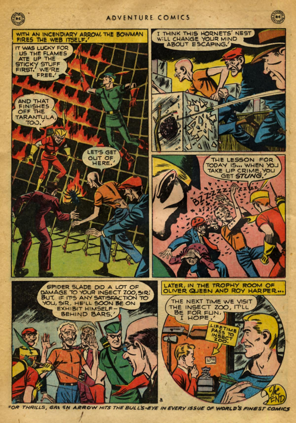 Read online Adventure Comics (1938) comic -  Issue #141 - 22