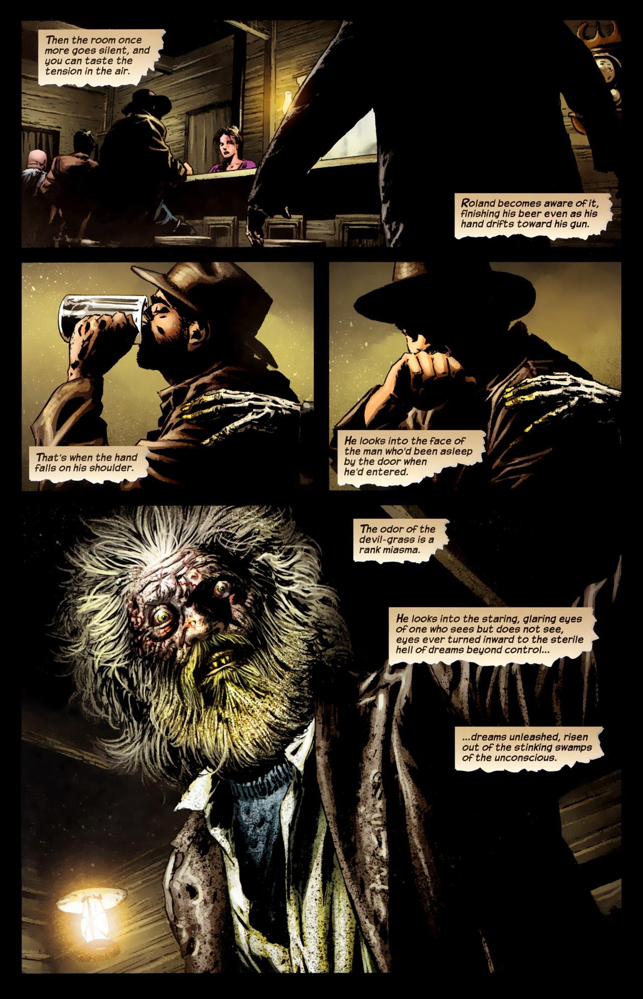 Read online Dark Tower: The Gunslinger - The Battle of Tull comic -  Issue #1 - 21