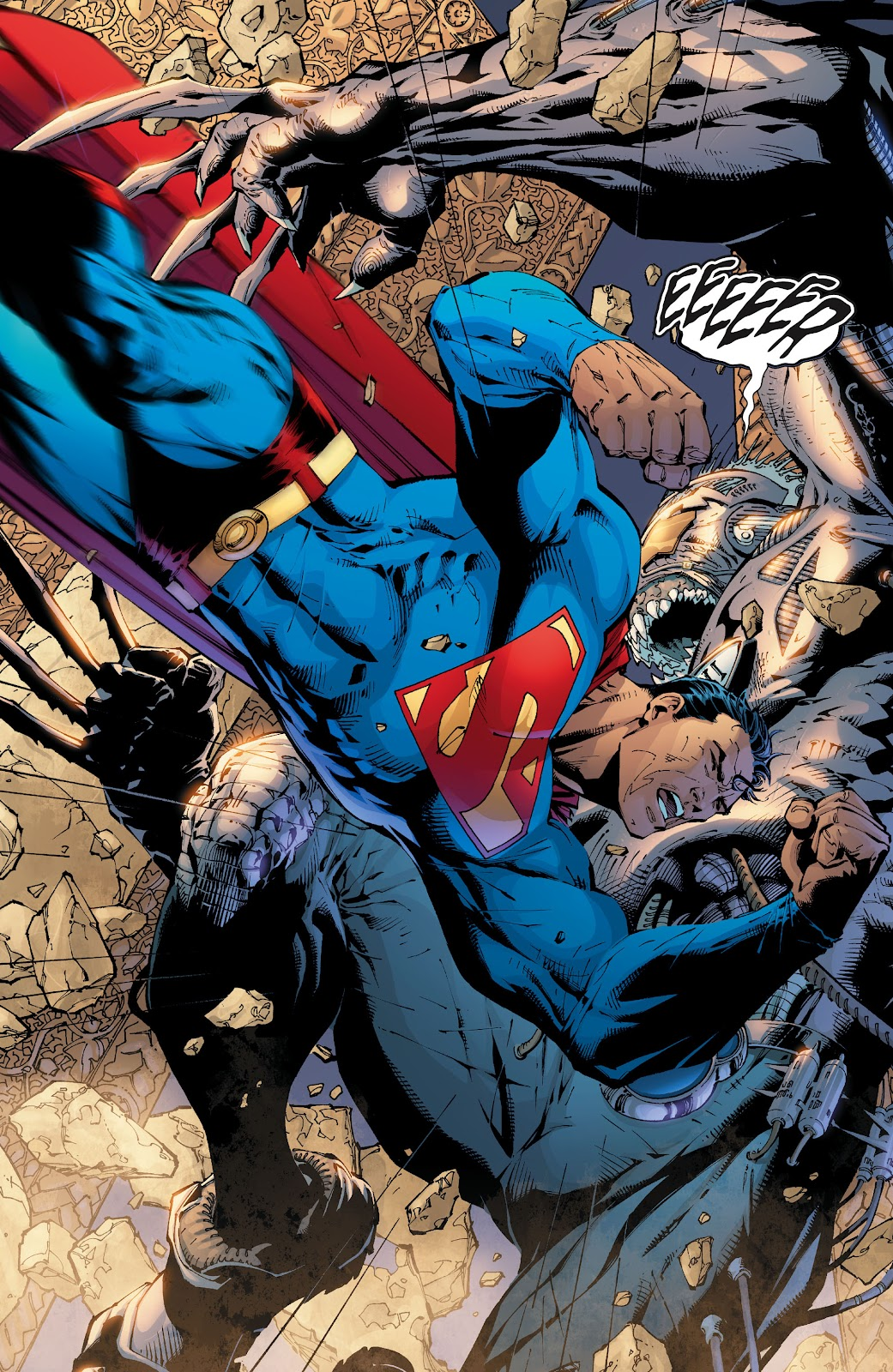 Read online Superman: For Tomorrow comic -  Issue # TPB (Part 1) - 67