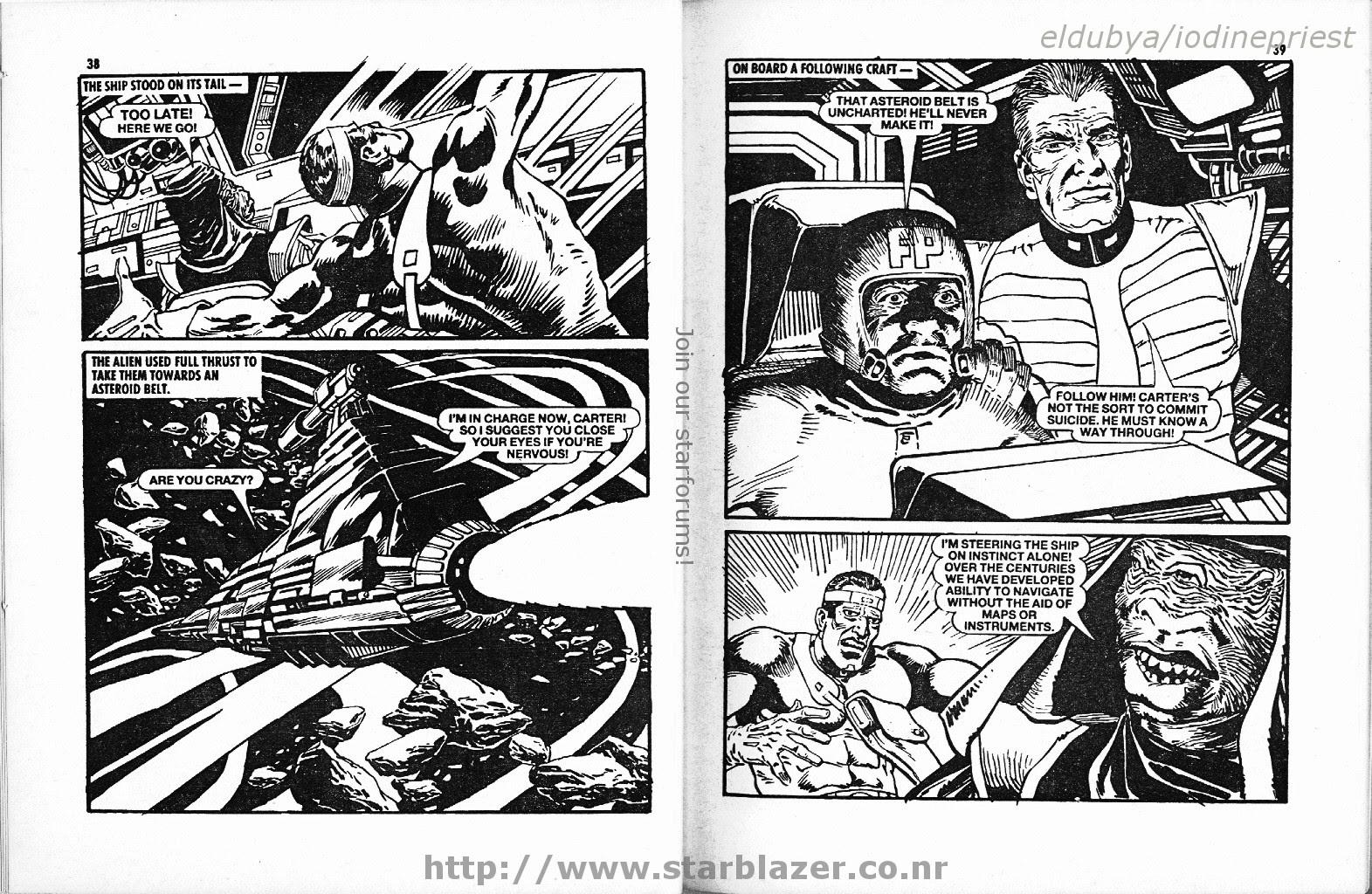 Starblazer issue 215 - Page 21