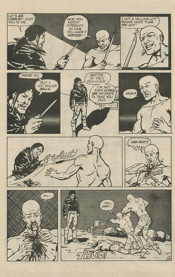 Scimidar Book III issue 2 - Page 18