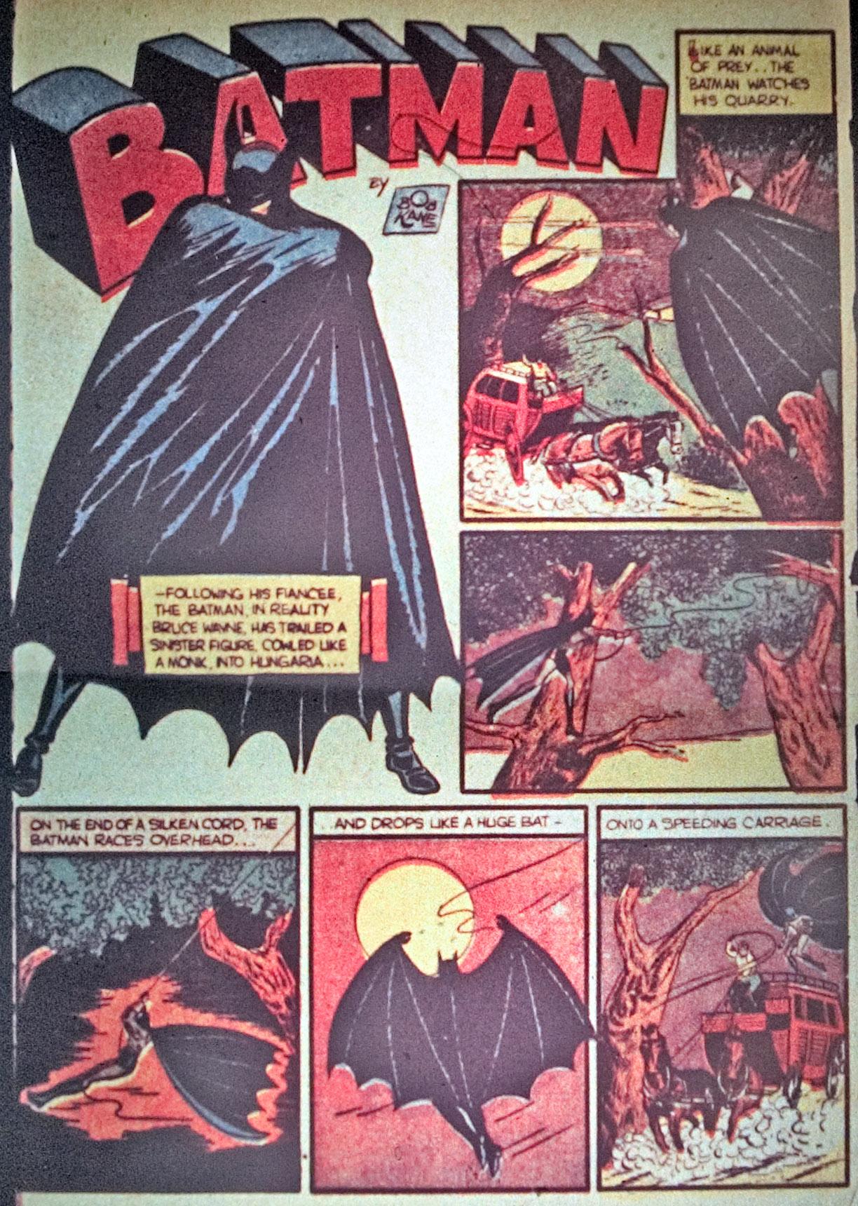 Detective Comics (1937) 32 Page 2