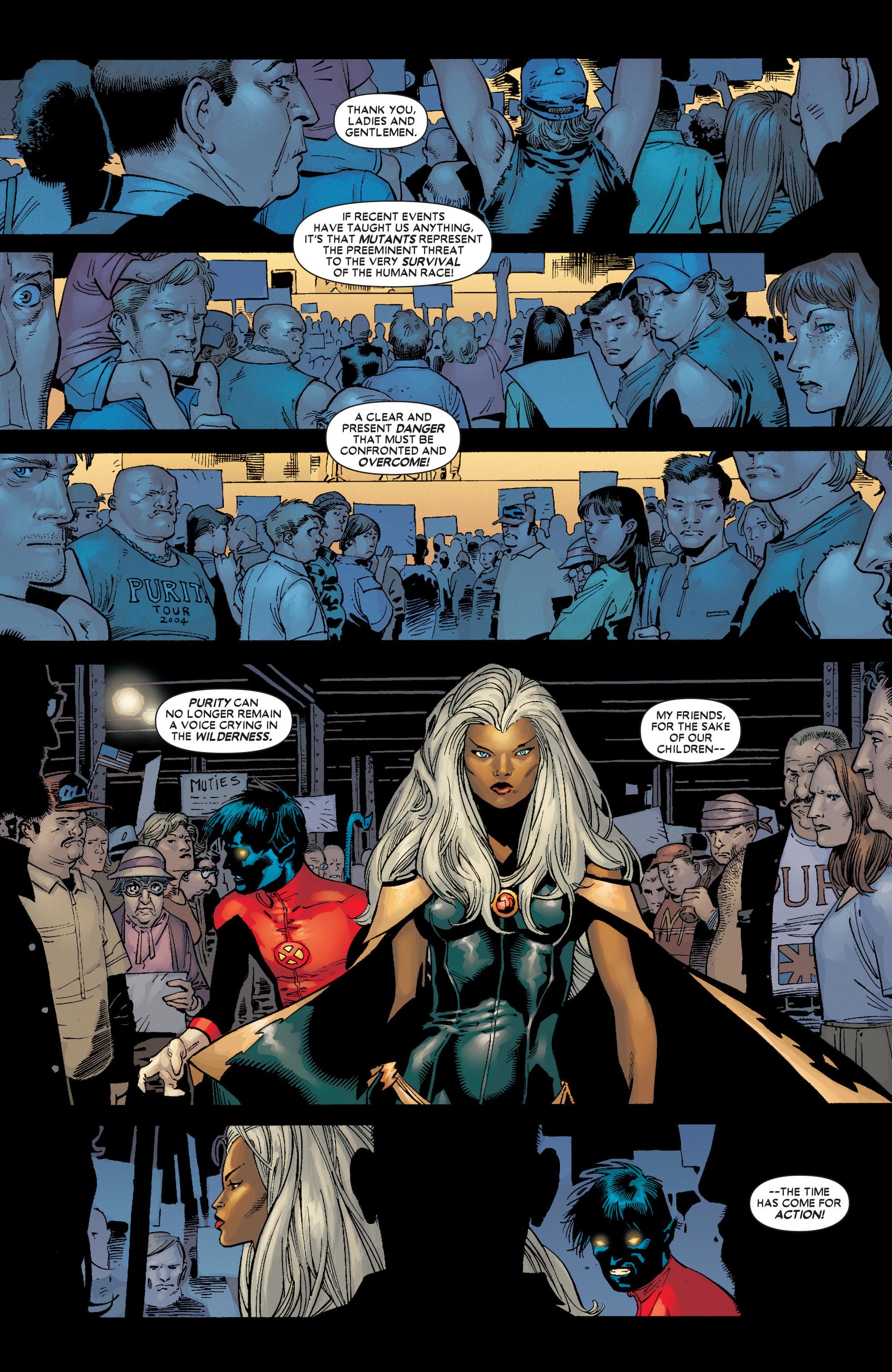 Read online Uncanny X-Men (1963) comic -  Issue #449 - 11