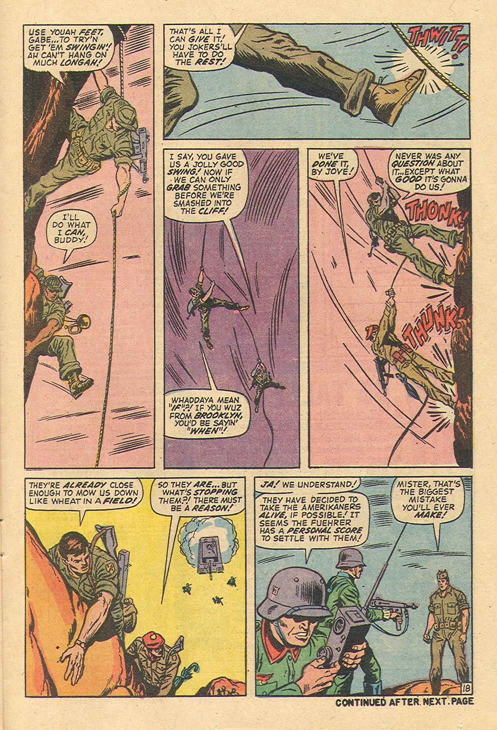 Read online Sgt. Fury comic -  Issue #97 - 25