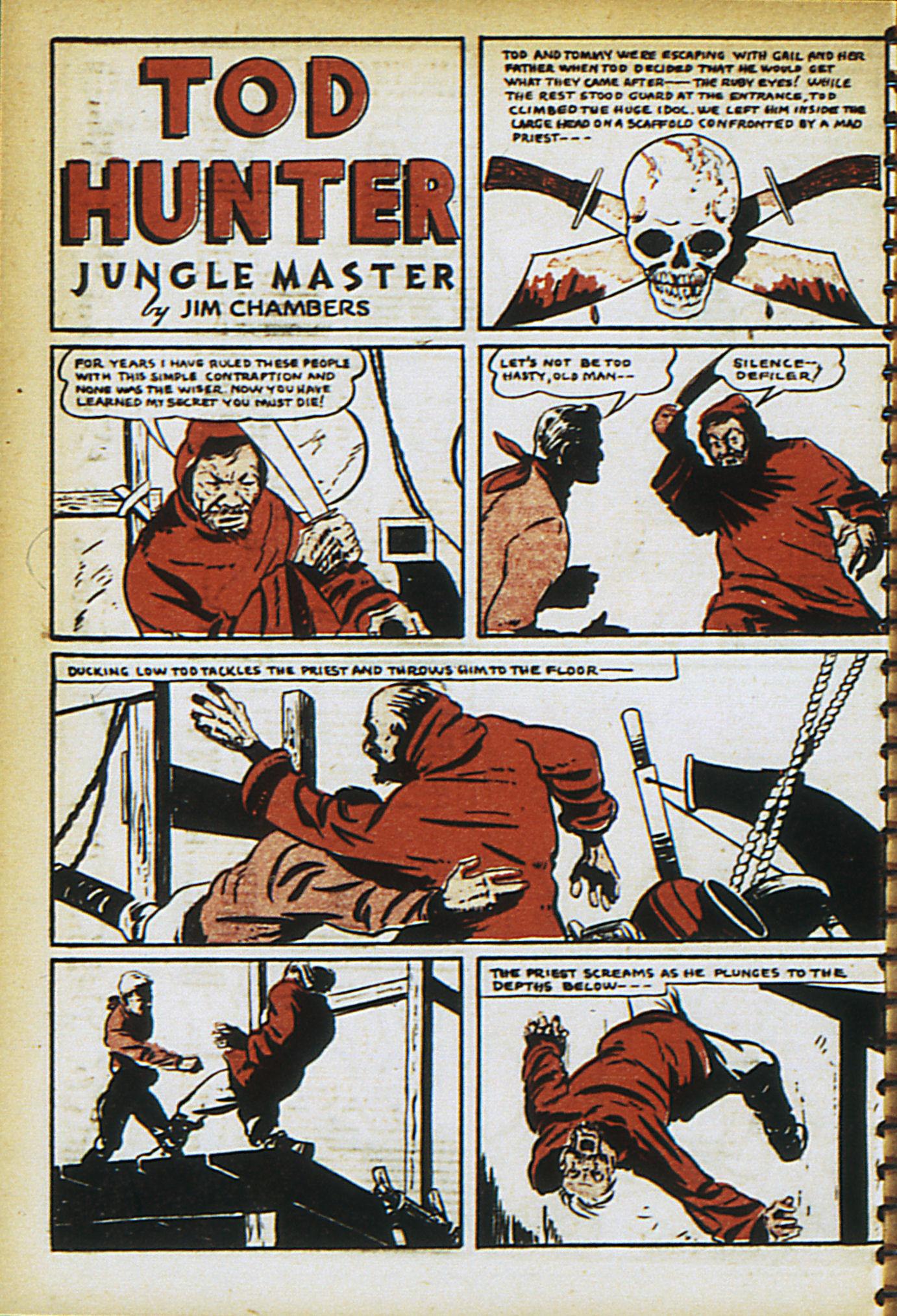 Read online Adventure Comics (1938) comic -  Issue #30 - 39