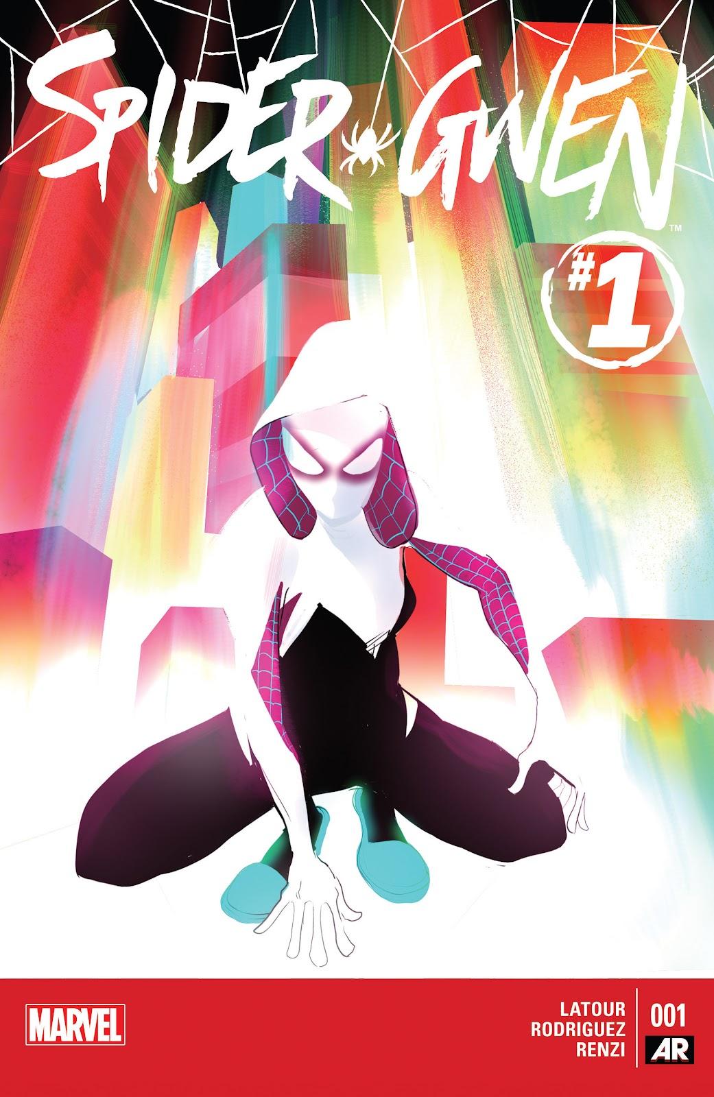 Spider-Gwen [I] 1 Page 1