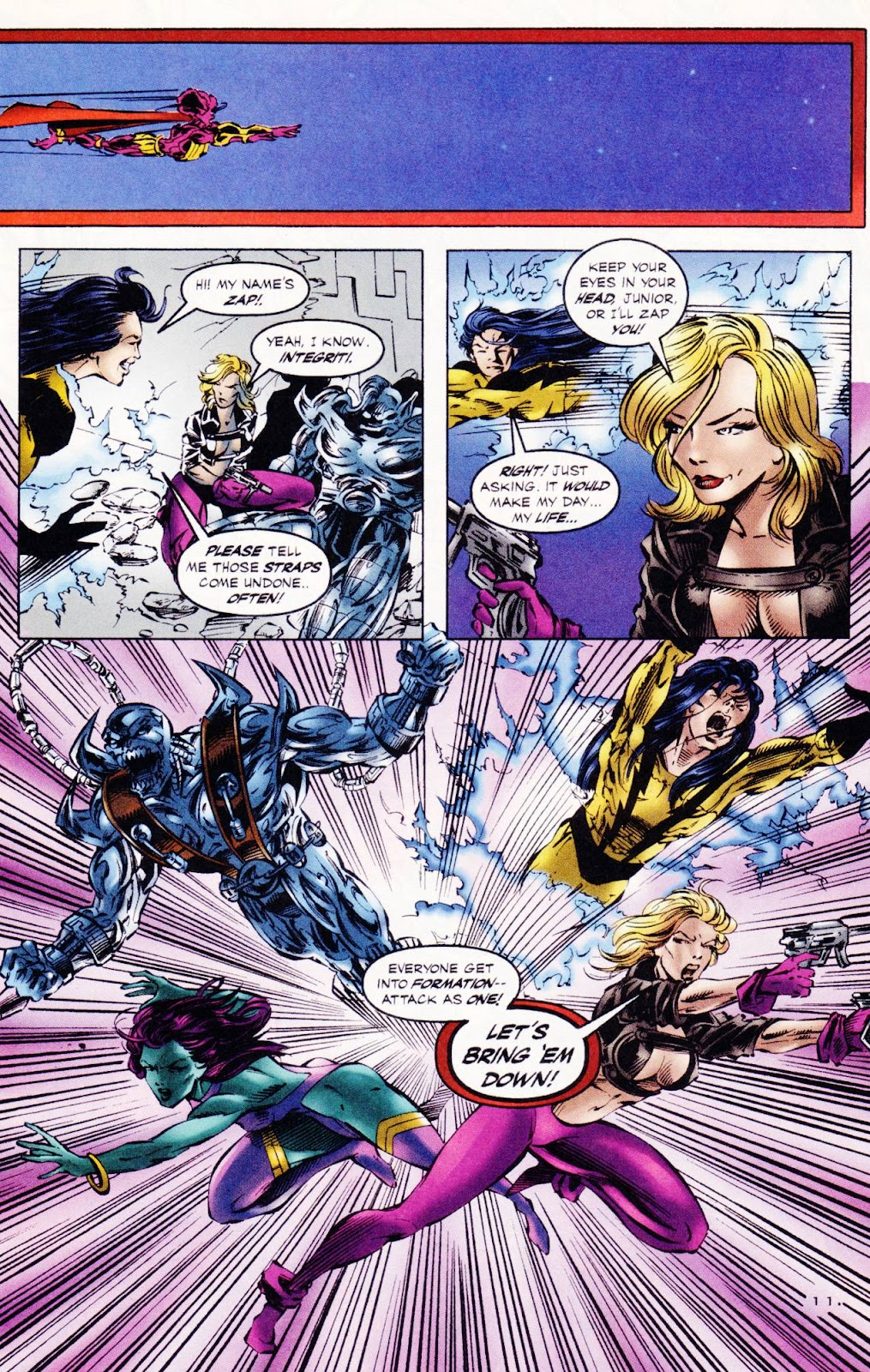 Read online The Alliance comic -  Issue #3 - 12