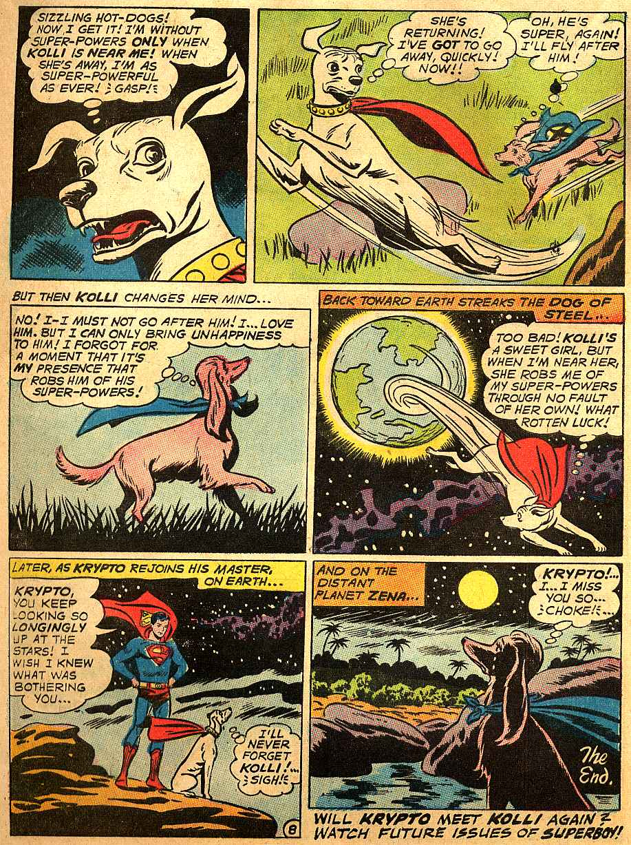 Superboy (1949) issue 134 - Page 25