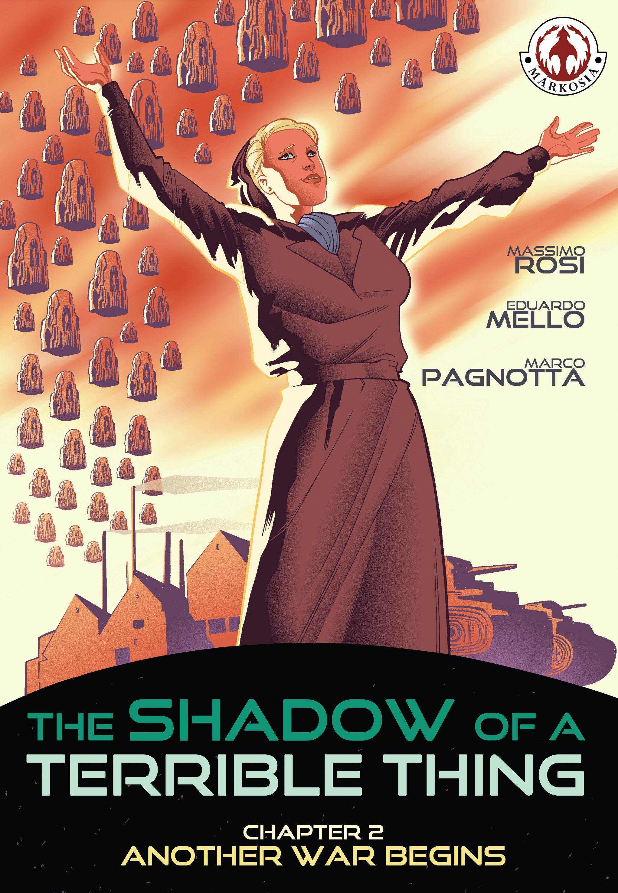 Read online The Shadow of a Terrible Thing comic -  Issue # TPB - 28