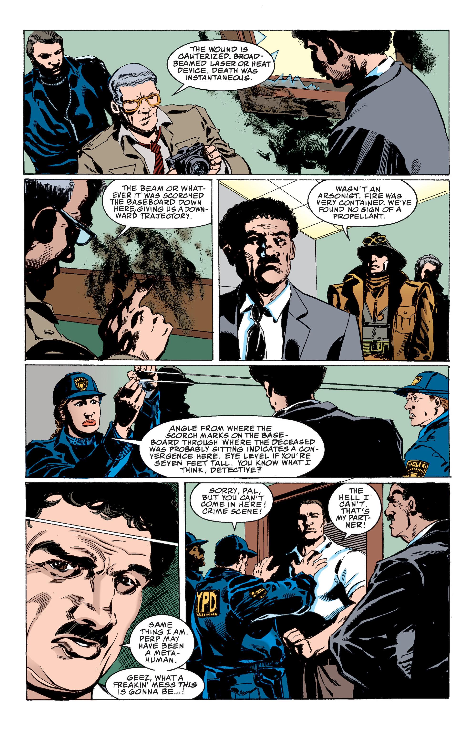 Read online Martian Manhunter: Son of Mars comic -  Issue # TPB - 102