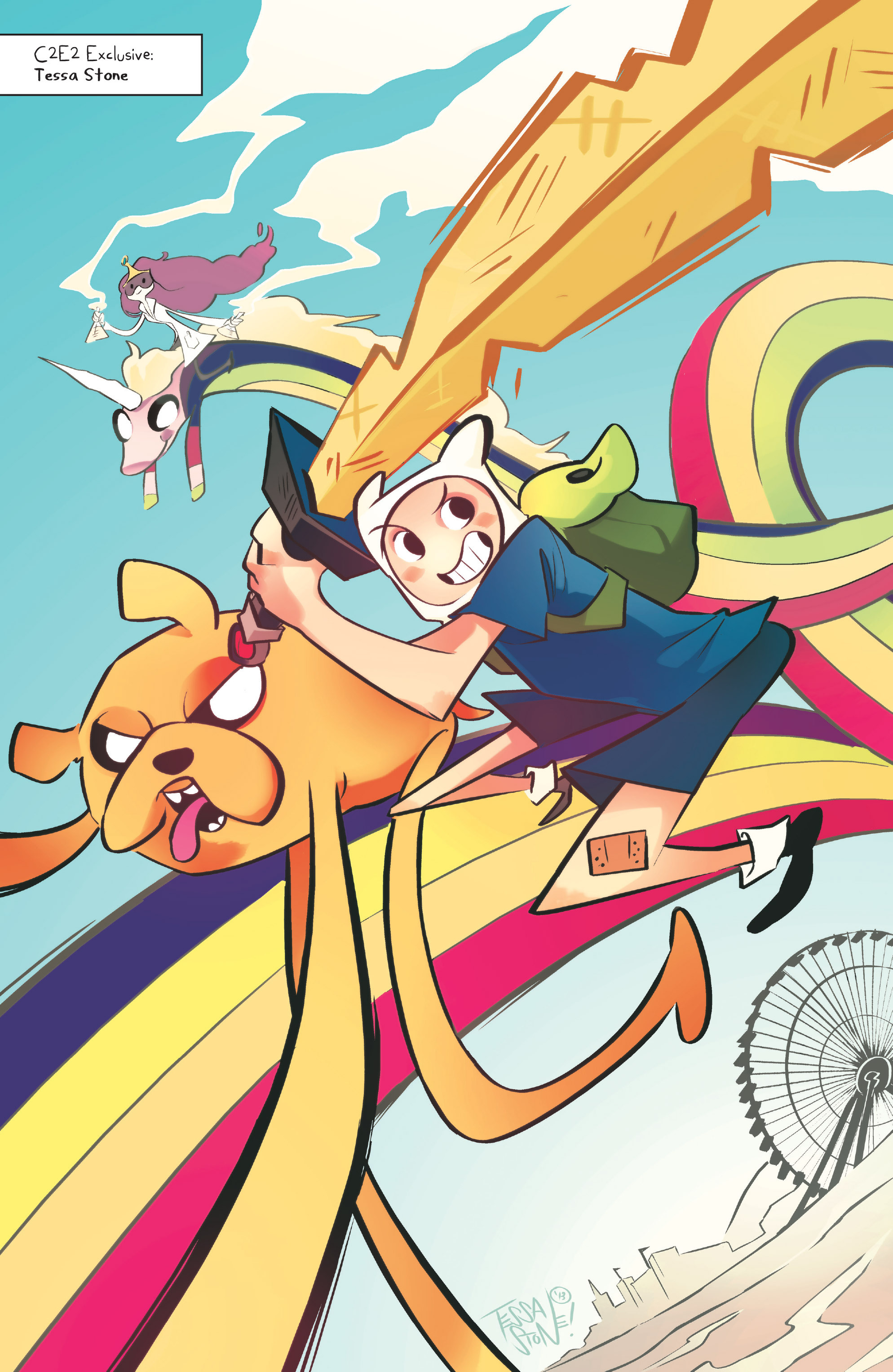 Read online Adventure Time comic -  Issue #Adventure Time _TPB 4 - 103