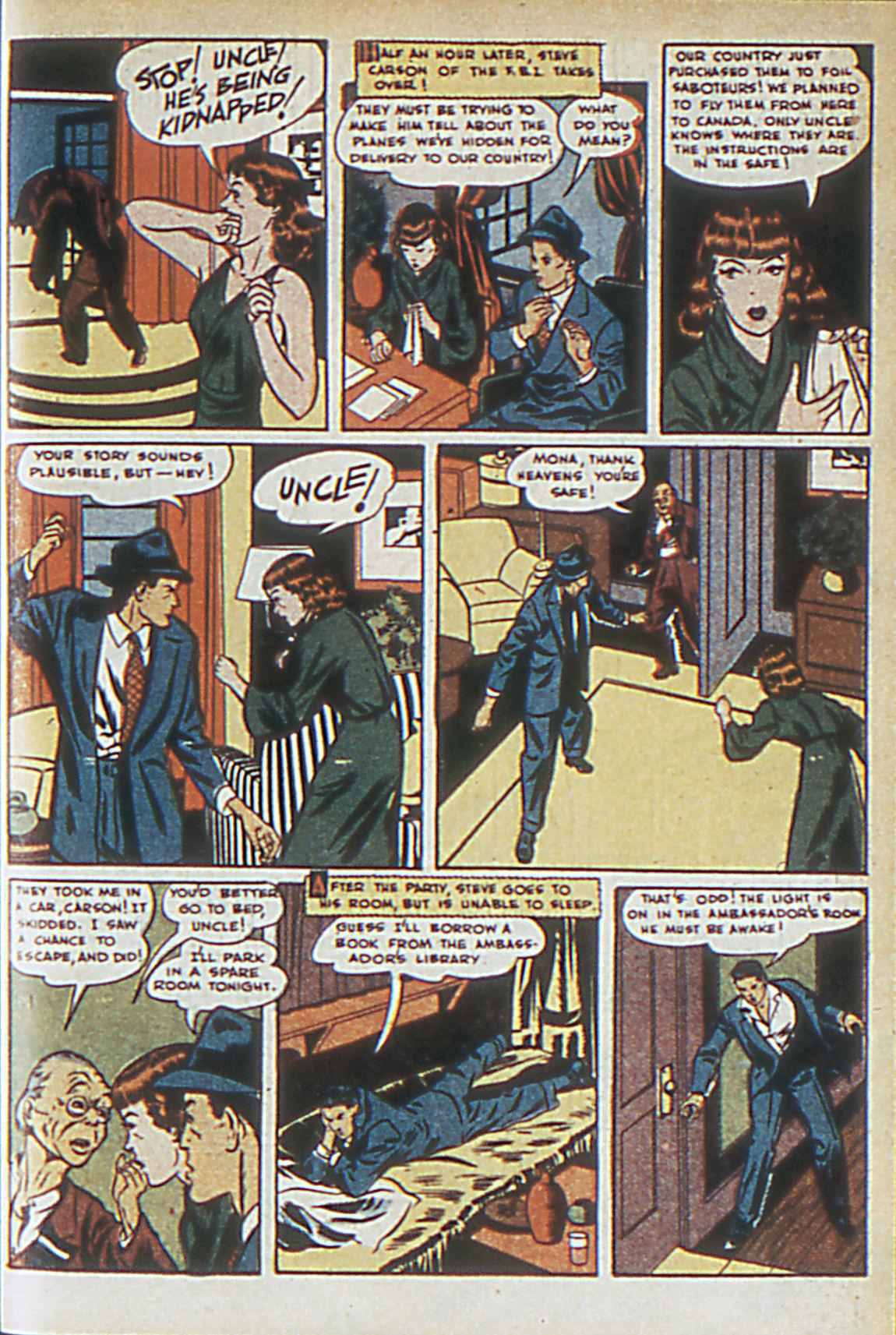 Read online Adventure Comics (1938) comic -  Issue #63 - 20