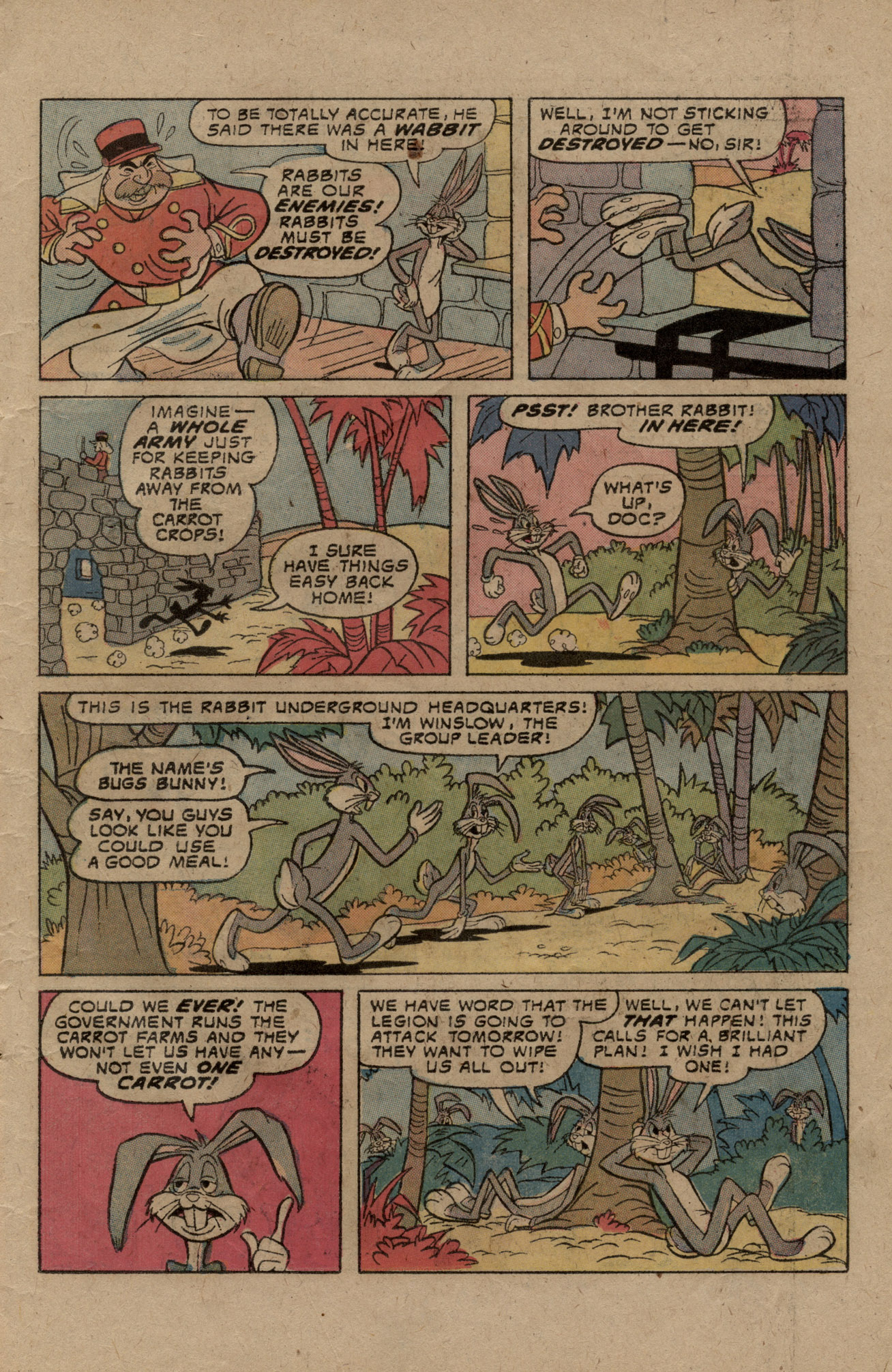 Bugs Bunny (1952) issue 162 - Page 11