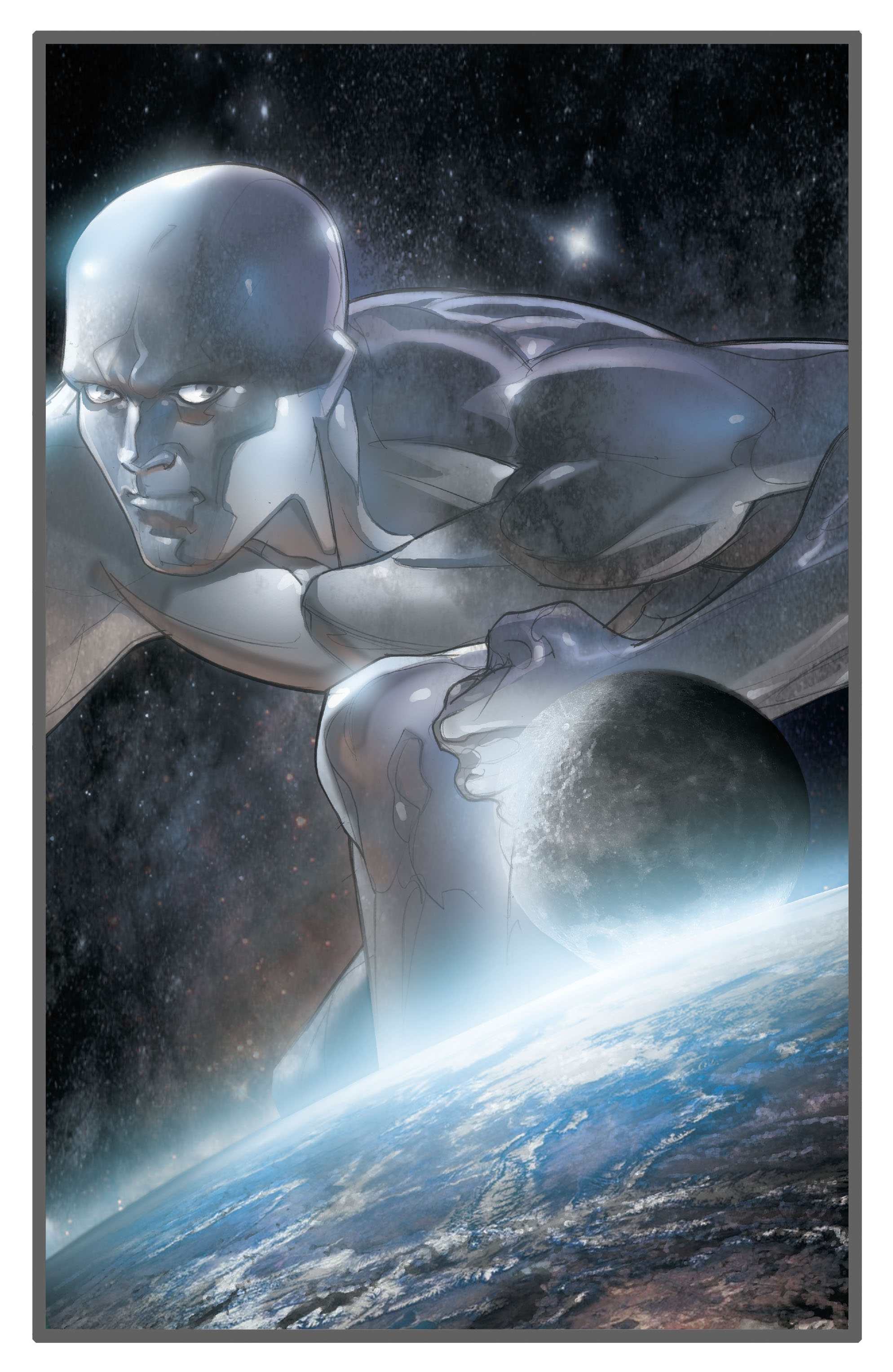 Read online Ultimate Fantastic Four (2004) comic -  Issue #42 - 24
