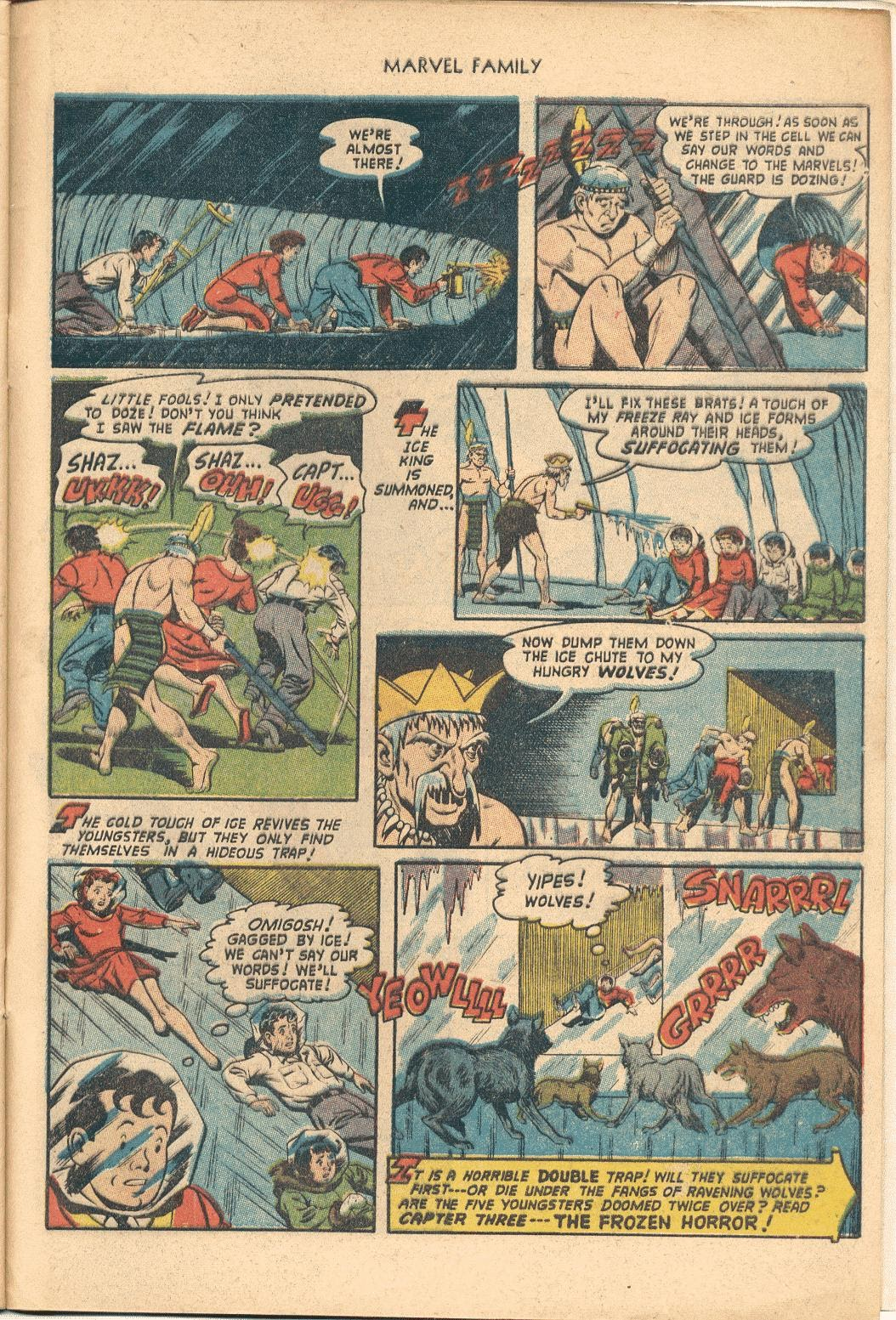 The Marvel Family issue 82 - Page 29