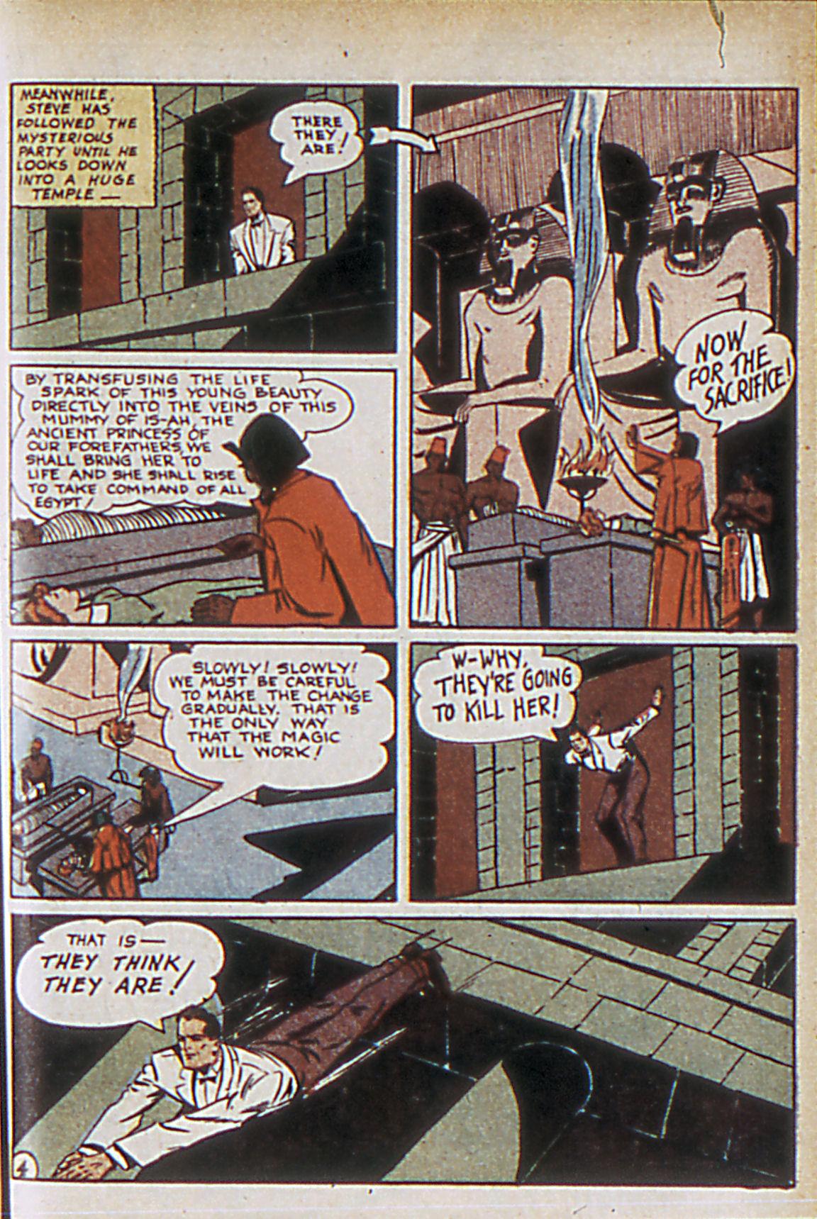 Read online Adventure Comics (1938) comic -  Issue #63 - 28