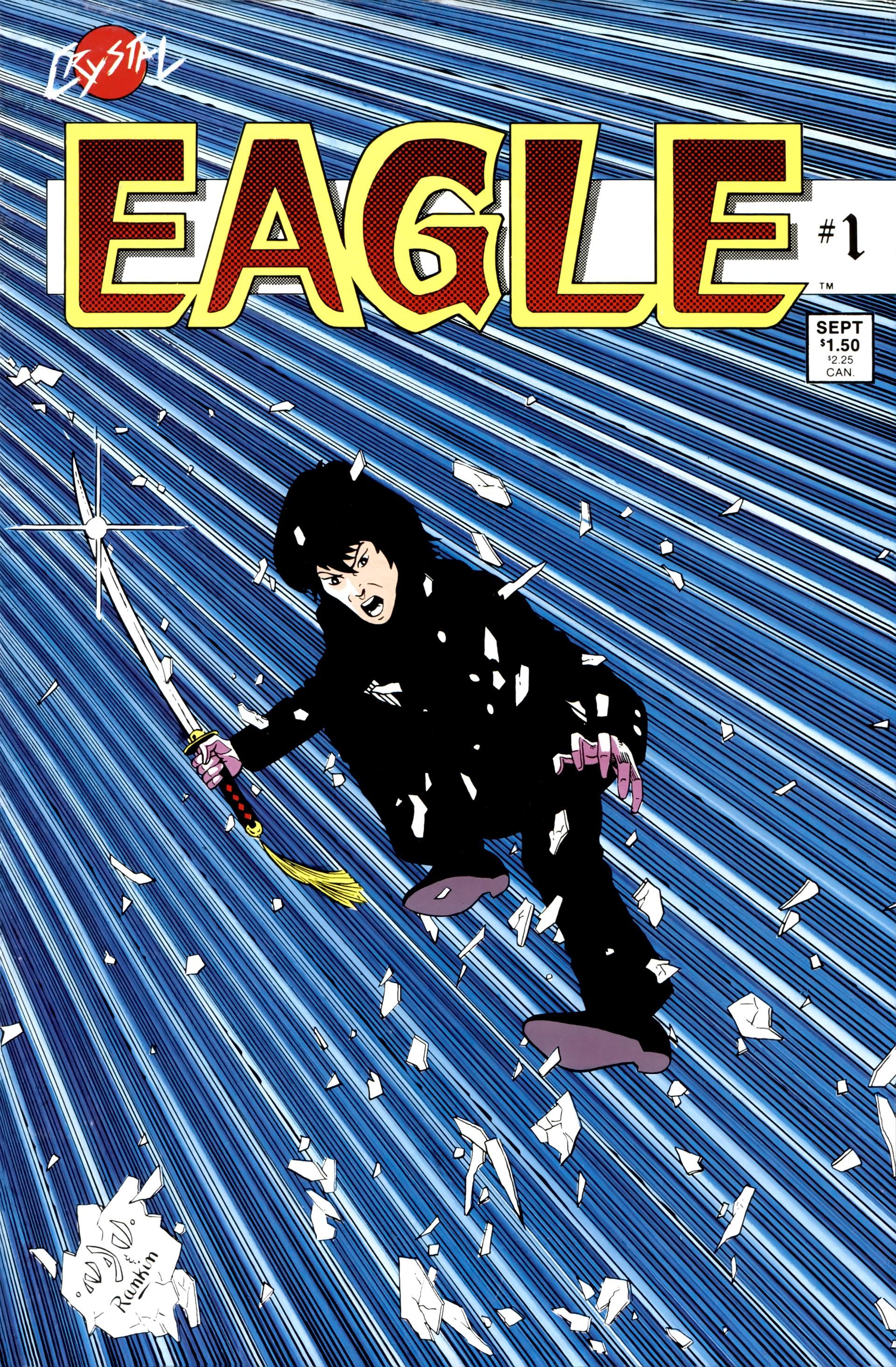Eagle 1 Page 1