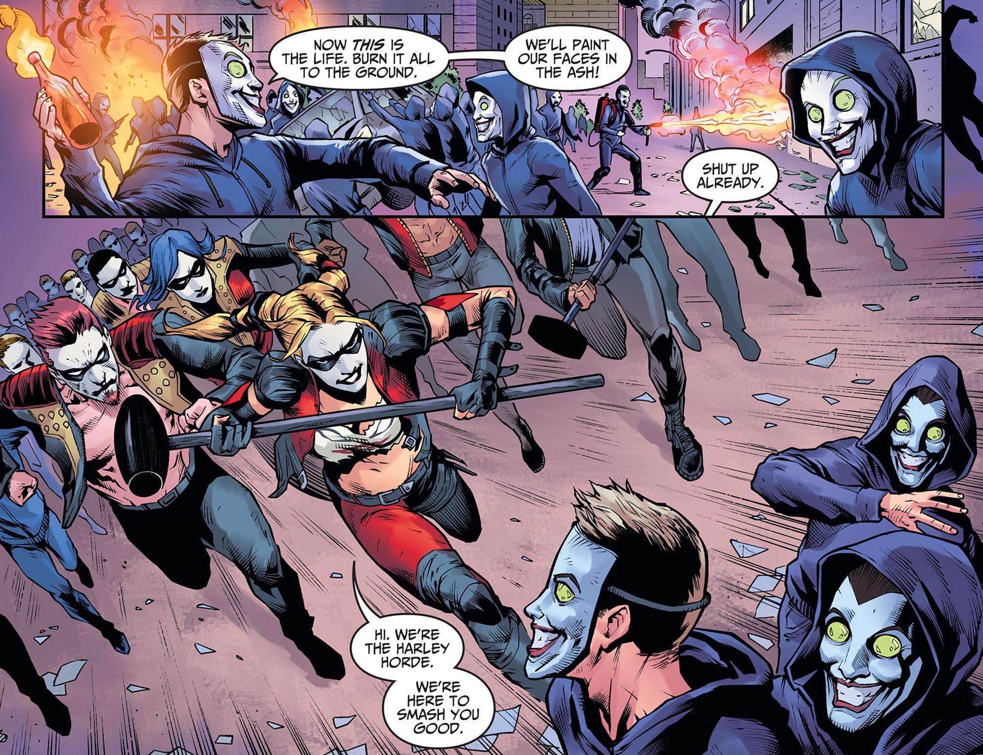 Read online Injustice: Ground Zero comic -  Issue #20 - 14