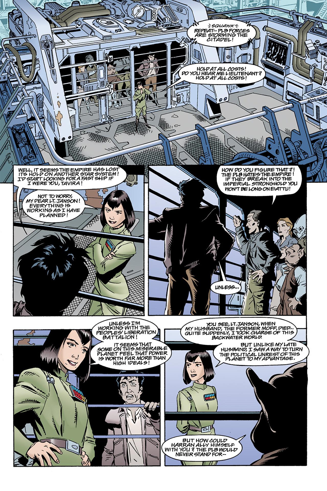 Read online Star Wars Omnibus comic -  Issue # Vol. 2 - 192