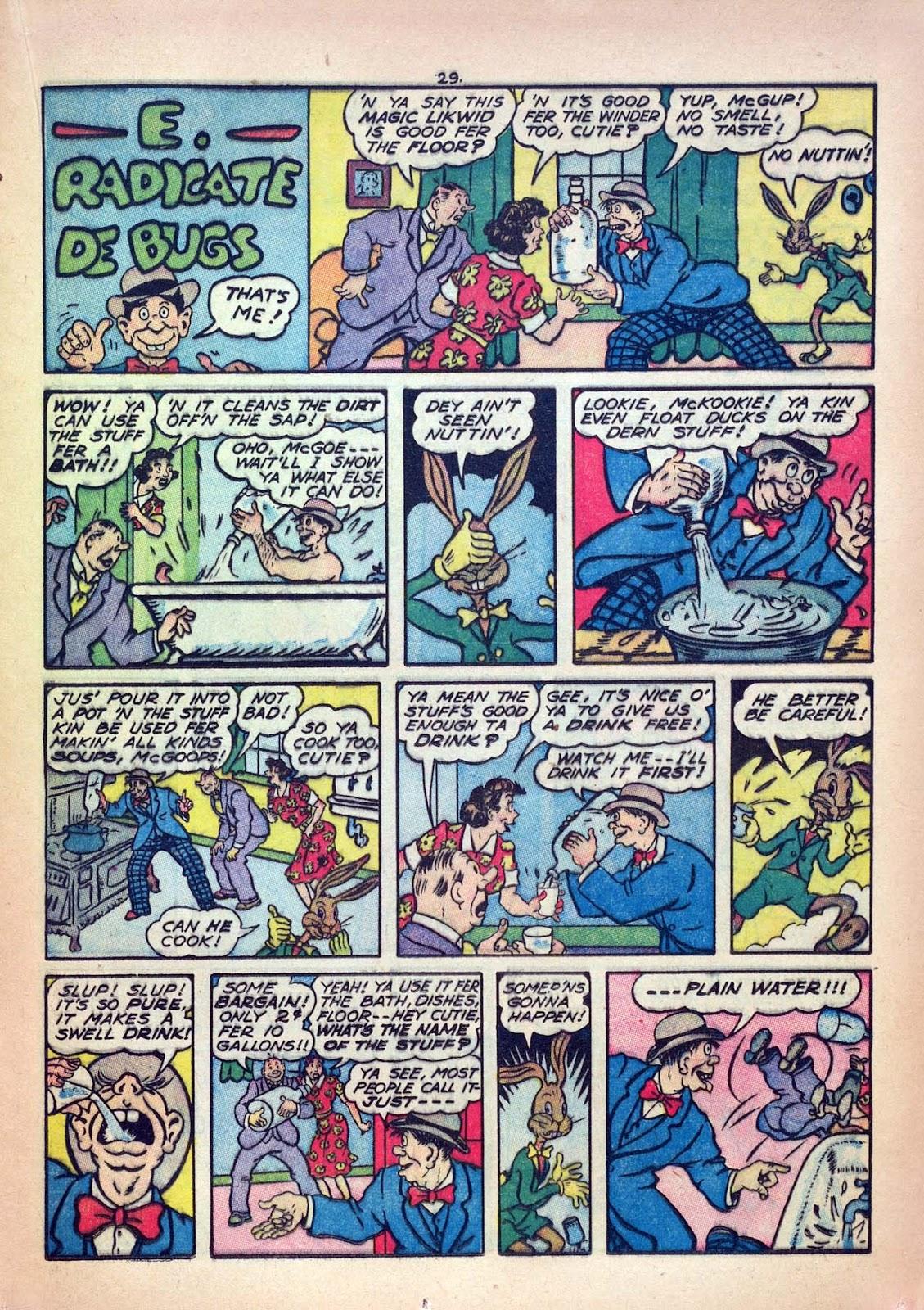 Read online Joker Comics comic -  Issue #2 - 31