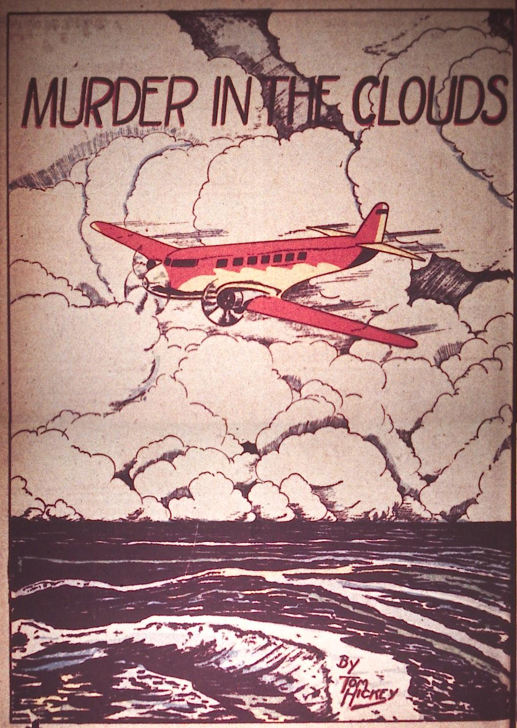 Read online Detective Comics (1937) comic -  Issue #12 - 22