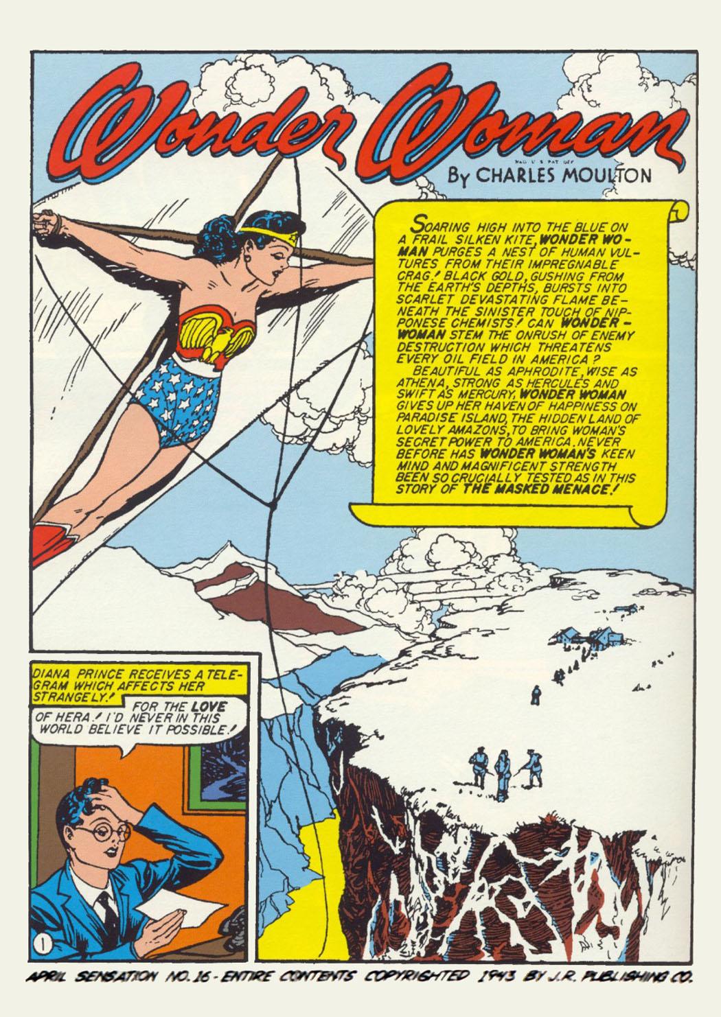 Read online Sensation (Mystery) Comics comic -  Issue #16 - 3