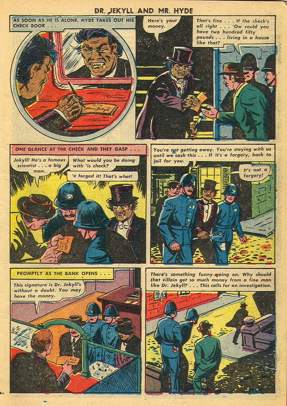 Classics Illustrated issue 13 - Page 21