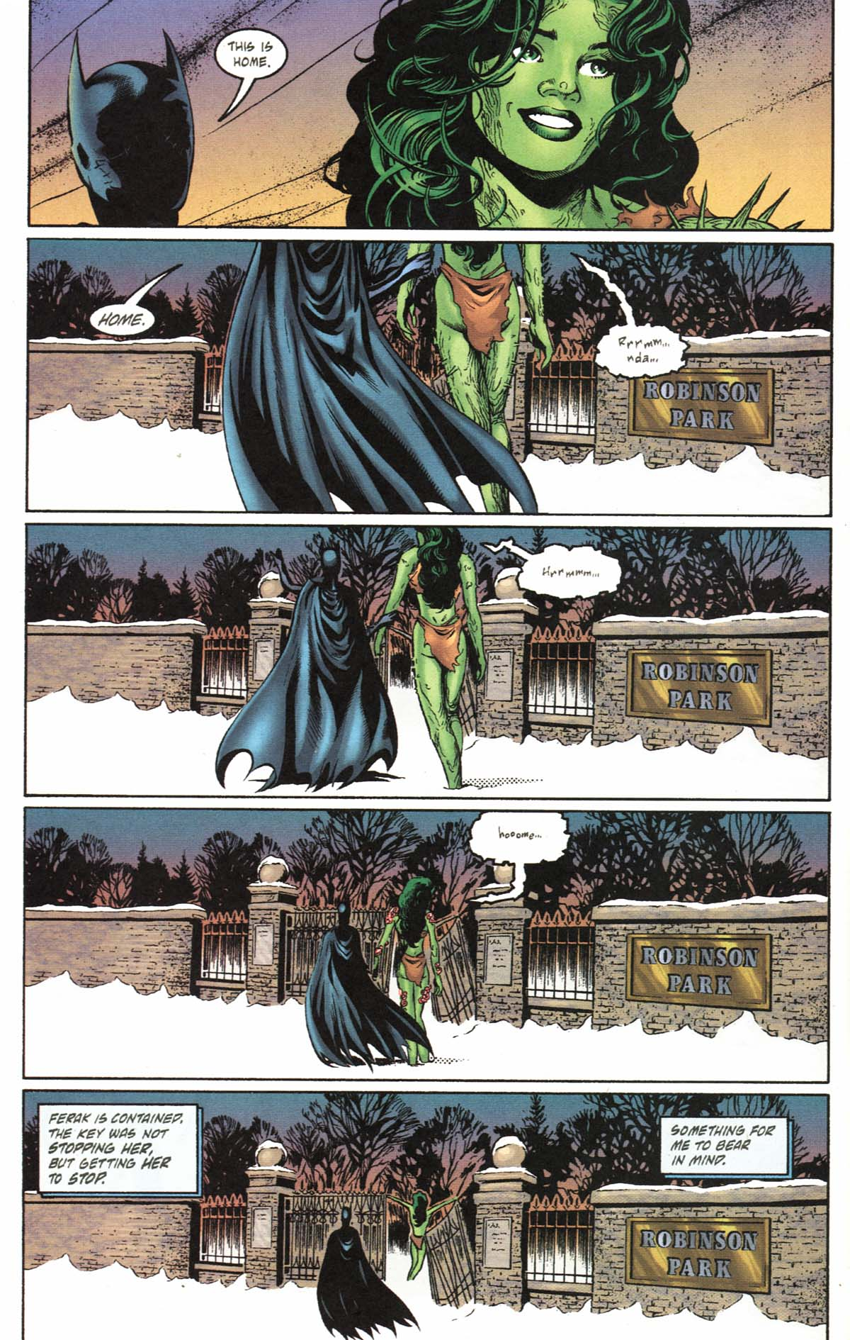 Read online Batman: No Man's Land comic -  Issue #0 - 52