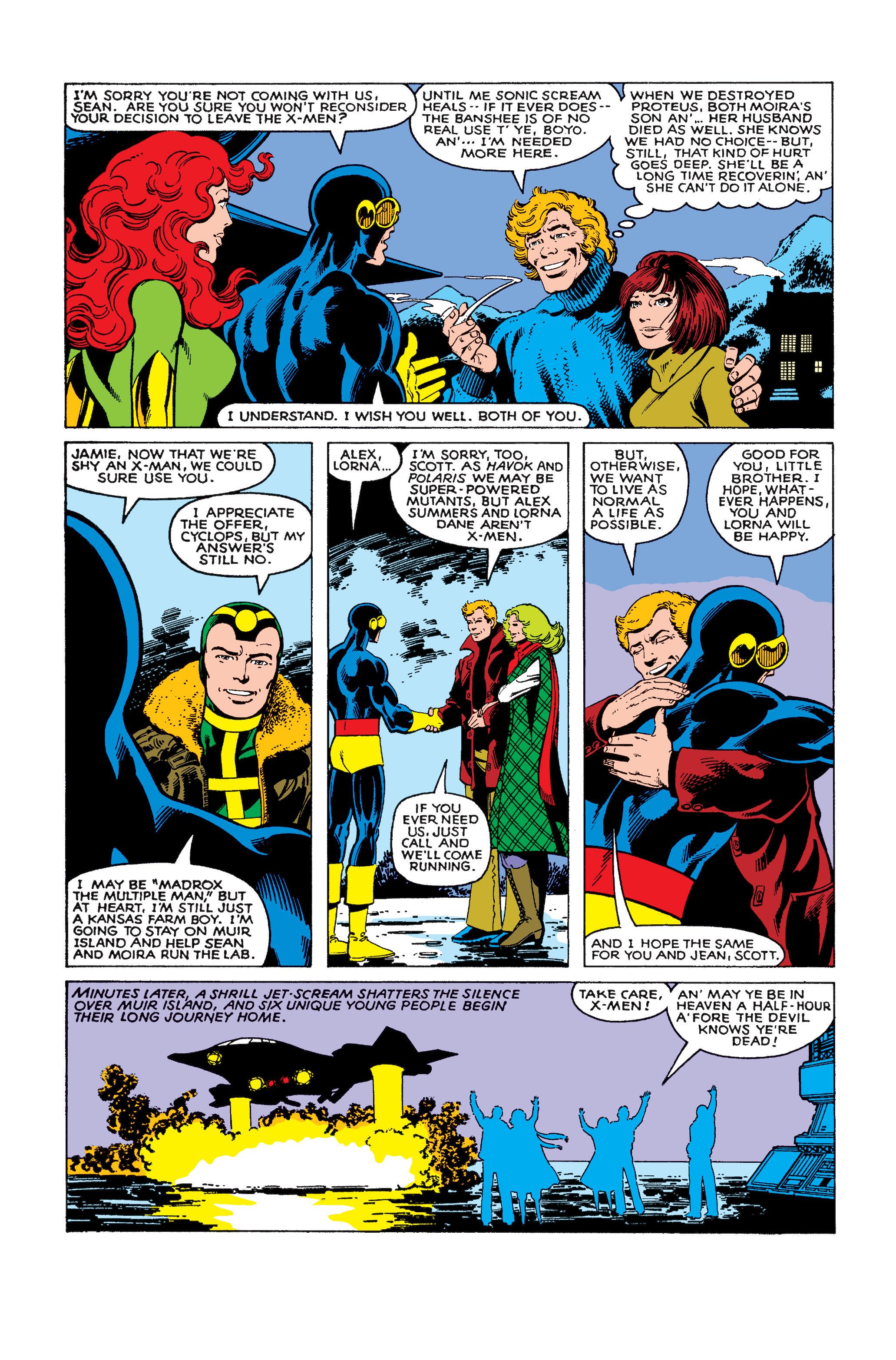 Read online Uncanny X-Men (1963) comic -  Issue #129 - 3