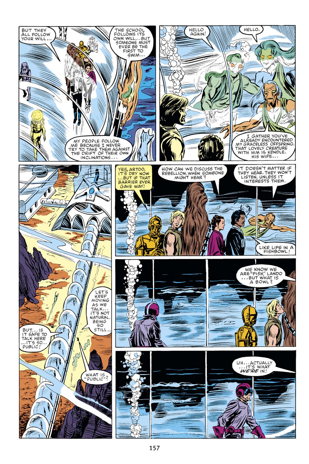Read online Star Wars Omnibus comic -  Issue # Vol. 18 - 146