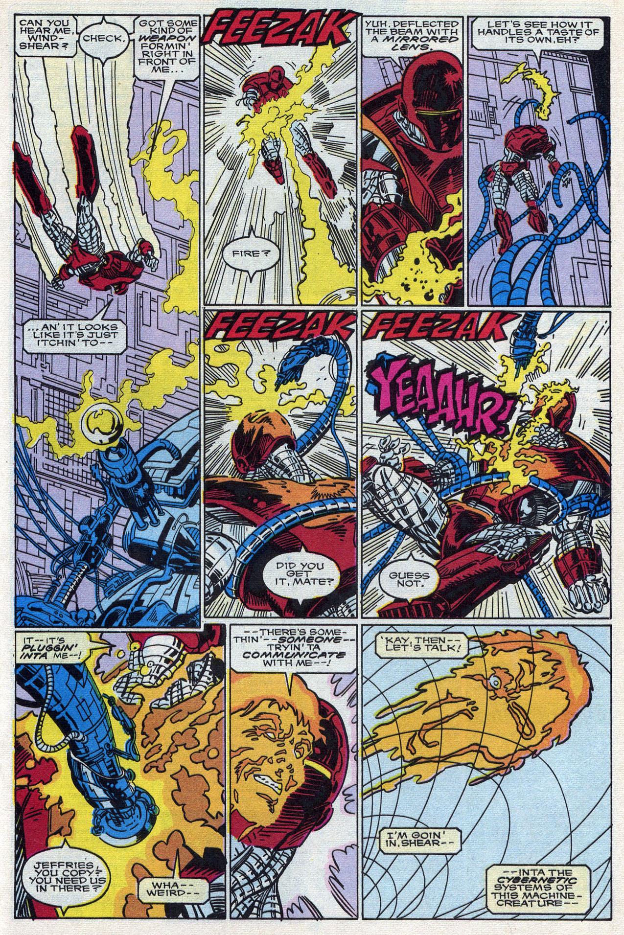 Read online Alpha Flight (1983) comic -  Issue #87 - 24