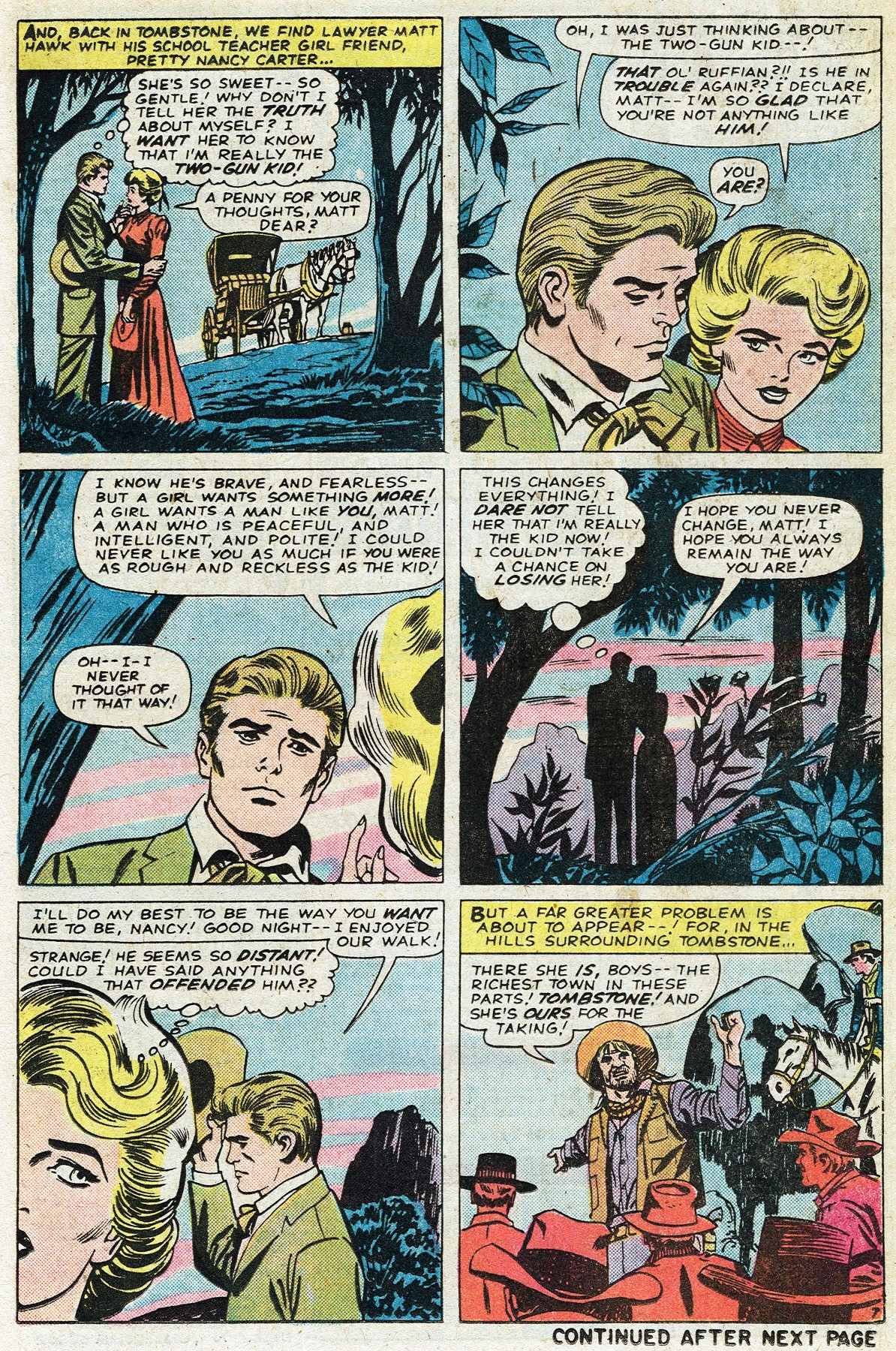 Read online Two-Gun Kid comic -  Issue #122 - 13
