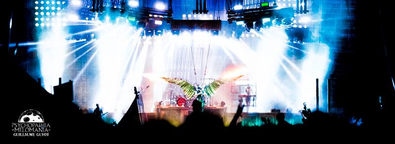 Rammstein @Hellfest 2016 - vendredi 17/06