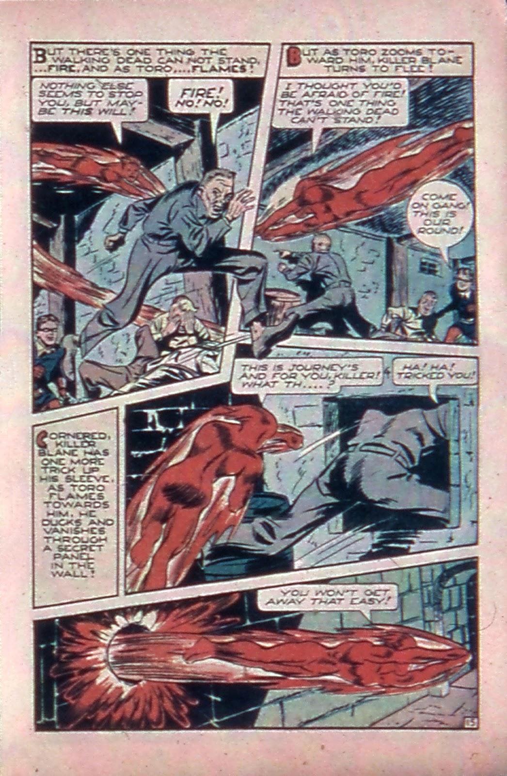 Read online Mystic Comics (1944) comic -  Issue #4 - 17
