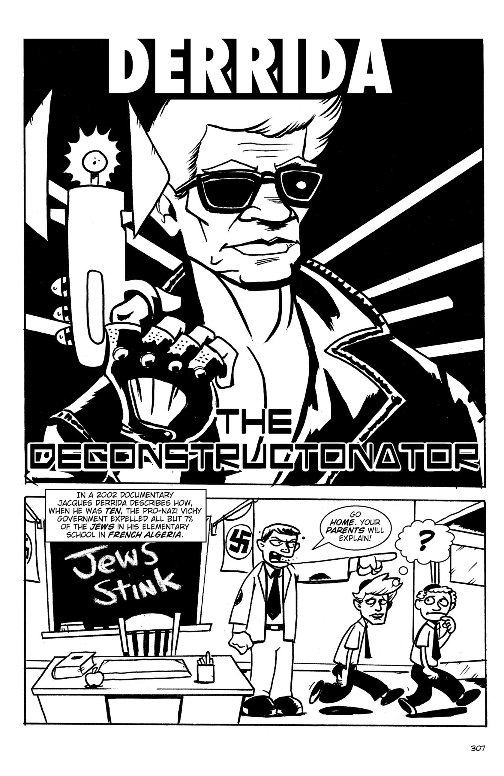 Read online Action Philosophers! comic -  Issue #Action Philosophers! TPB (Part 2) - 134