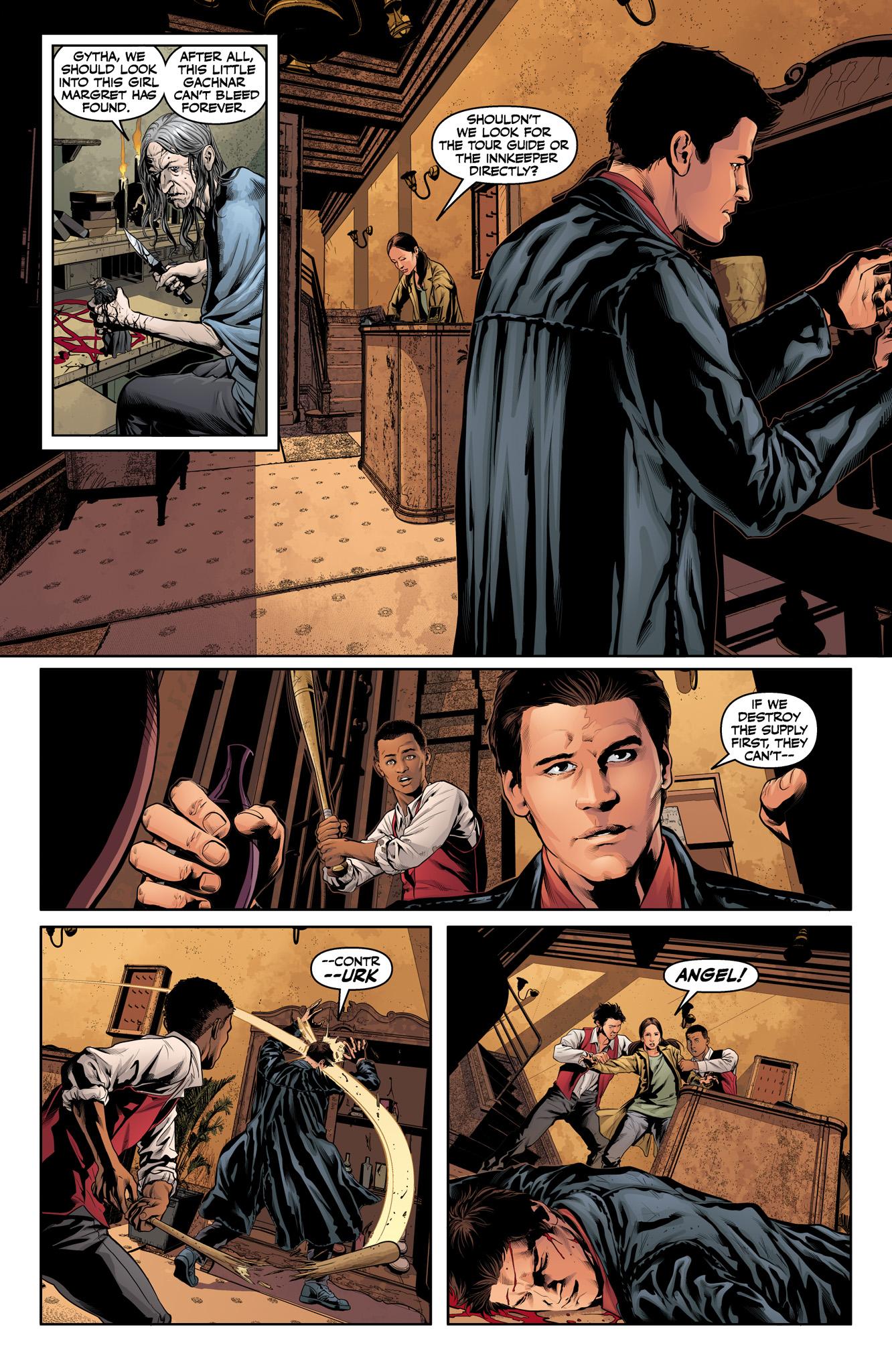 Read online Angel & Faith Season 10 comic -  Issue #15 - 18