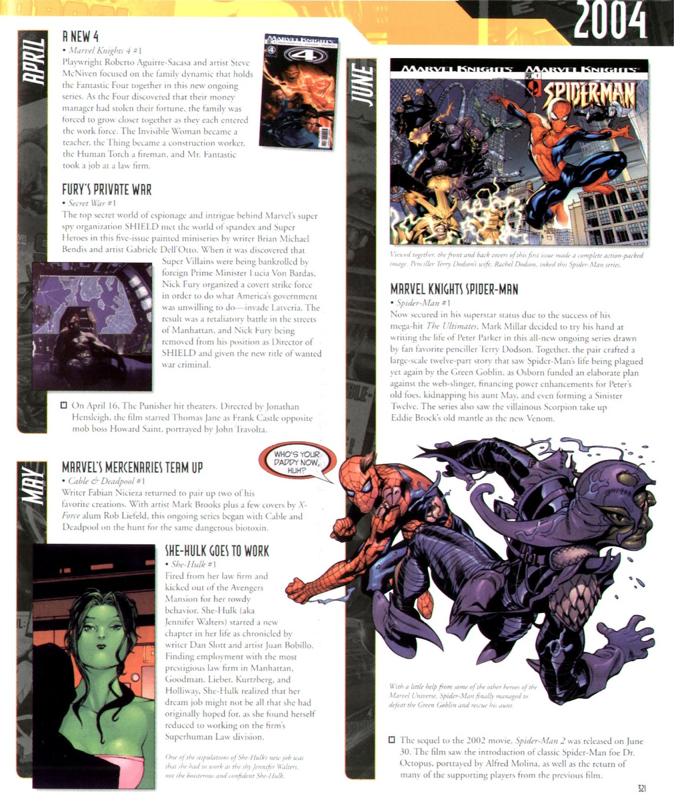 Read online Marvel Chronicle comic -  Issue # TPB (Part 3) - 98