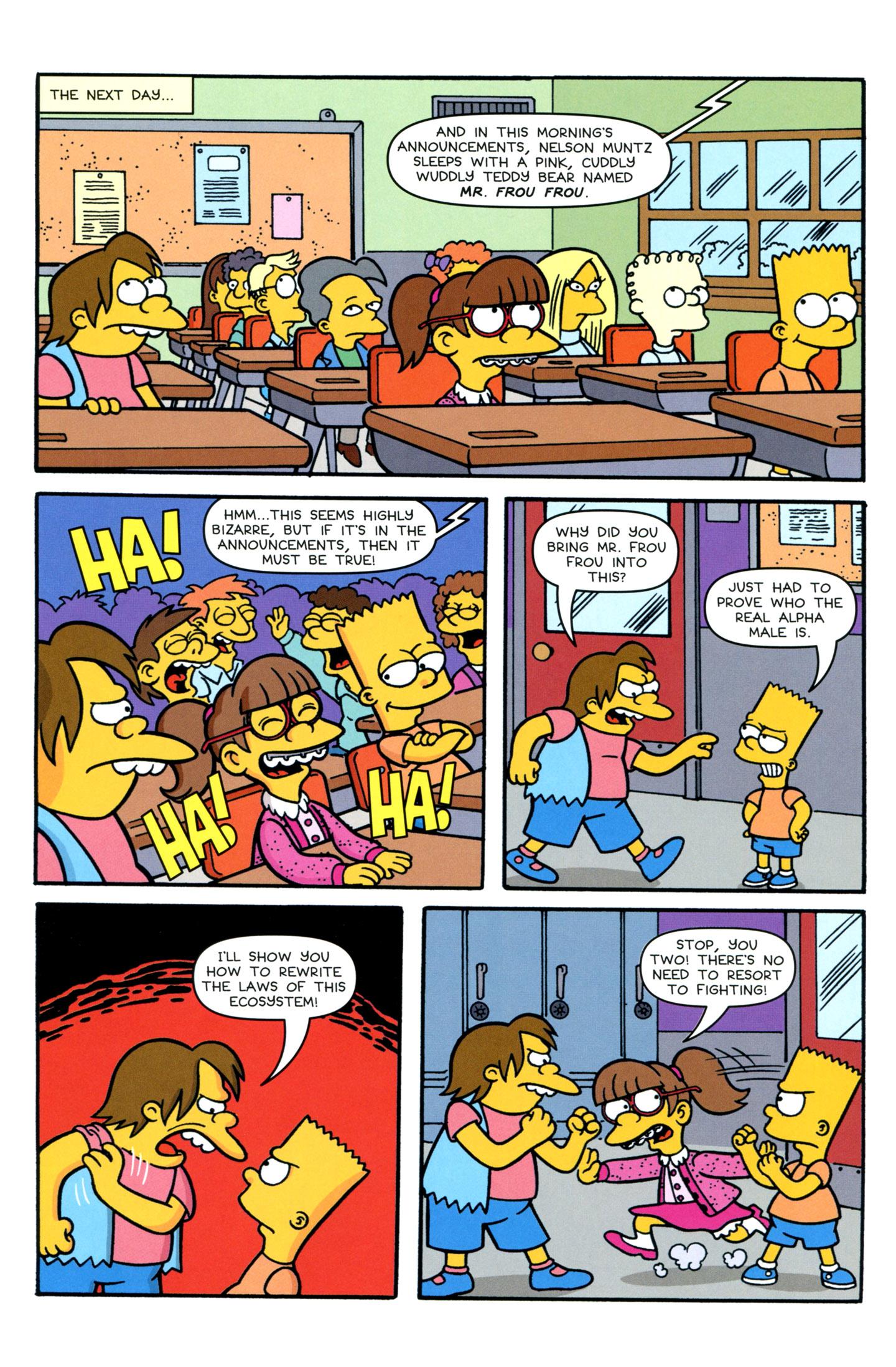 Read online Simpsons Comics Presents Bart Simpson comic -  Issue #75 - 9
