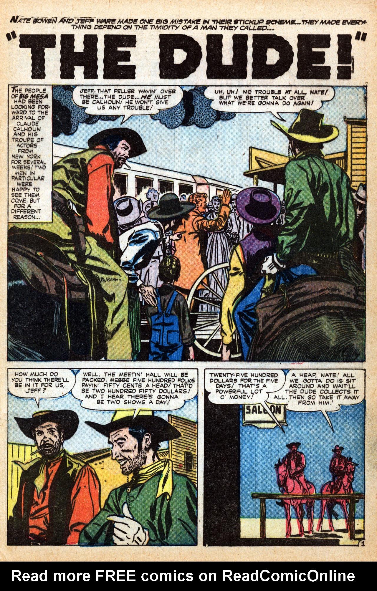 Read online Two-Gun Kid comic -  Issue #39 - 20