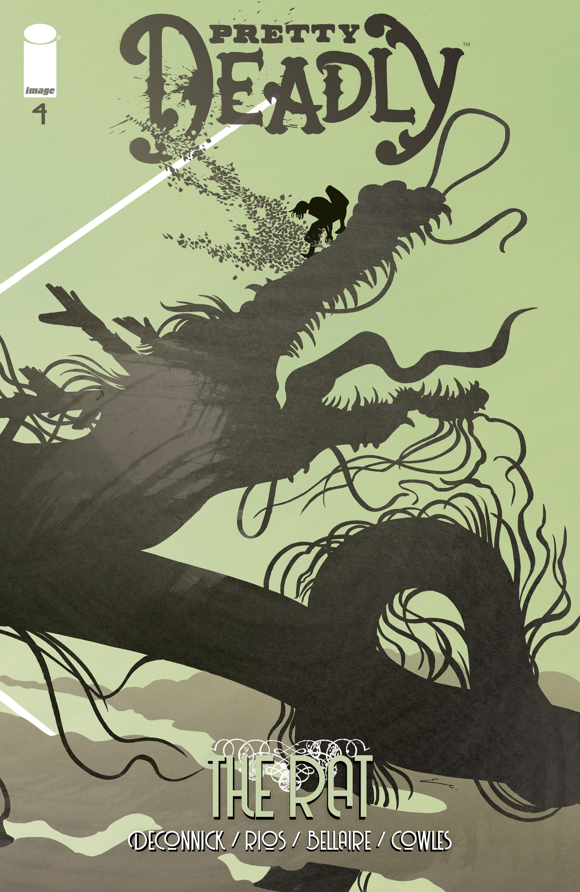 Pretty Deadly: The Rat 4 Page 1