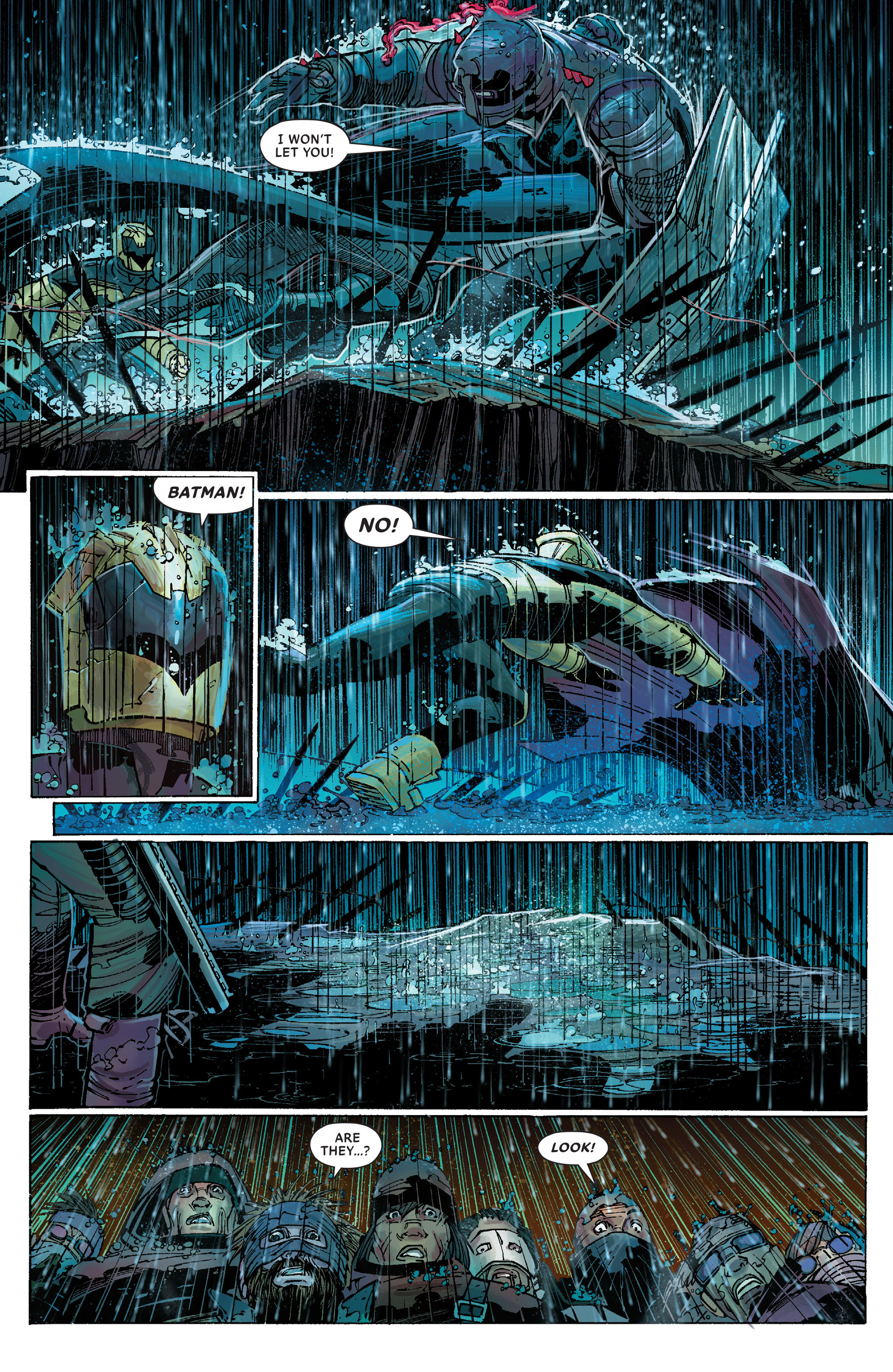 Read online All-Star Batman comic -  Issue #5 - 32