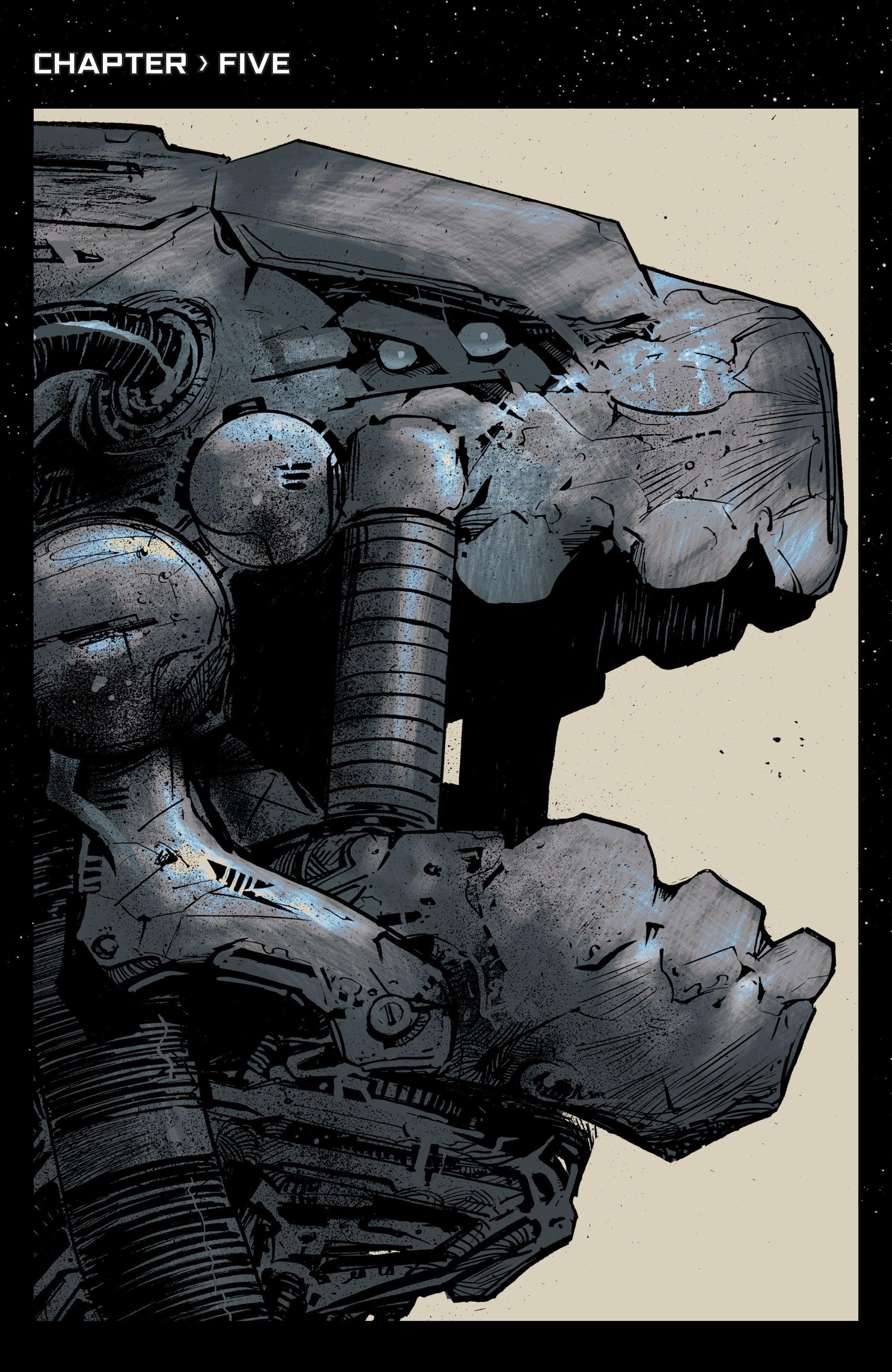 Read online Planetoid comic -  Issue # TPB - 139