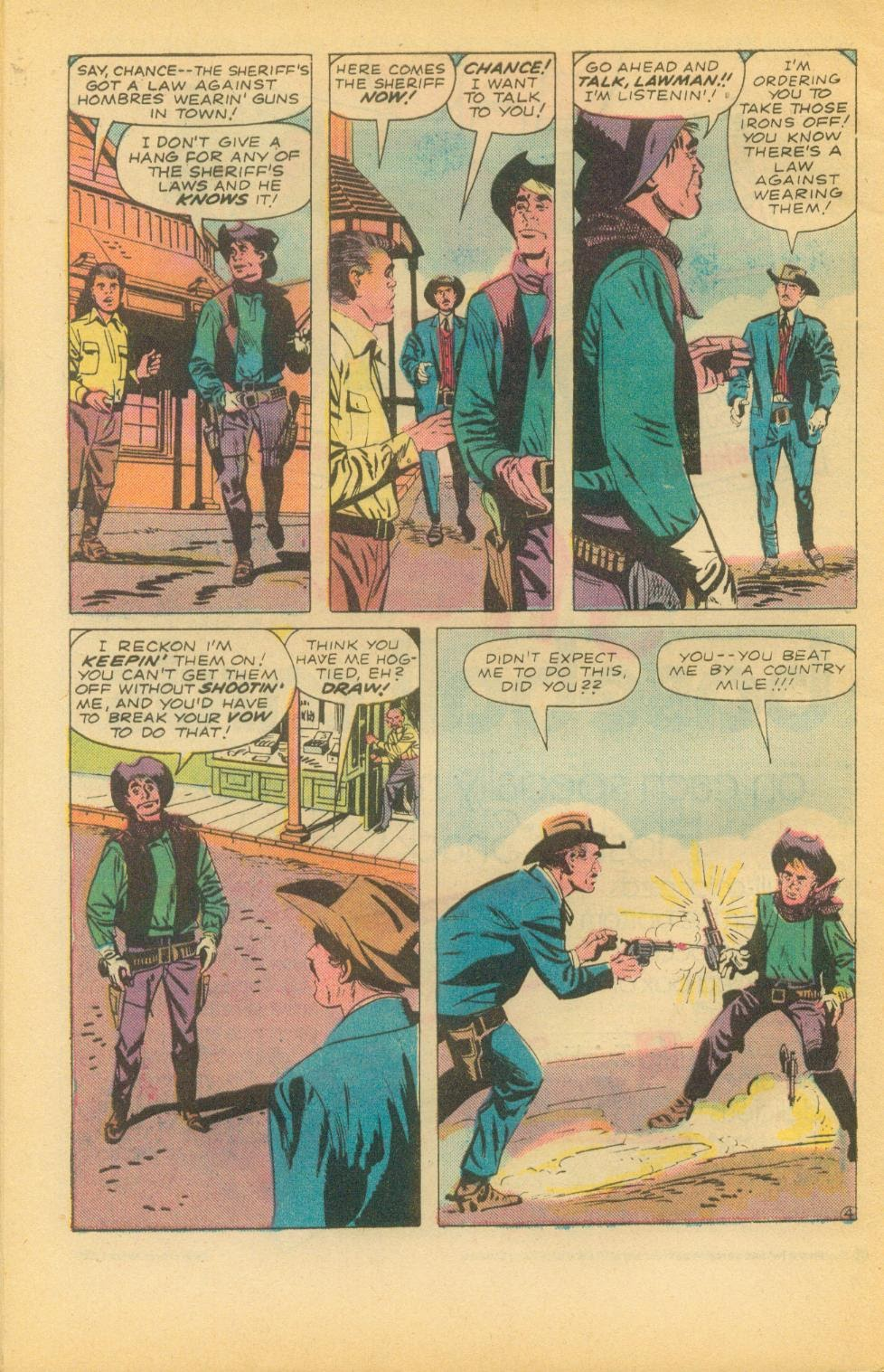 Kid Colt Outlaw issue 199 - Page 33