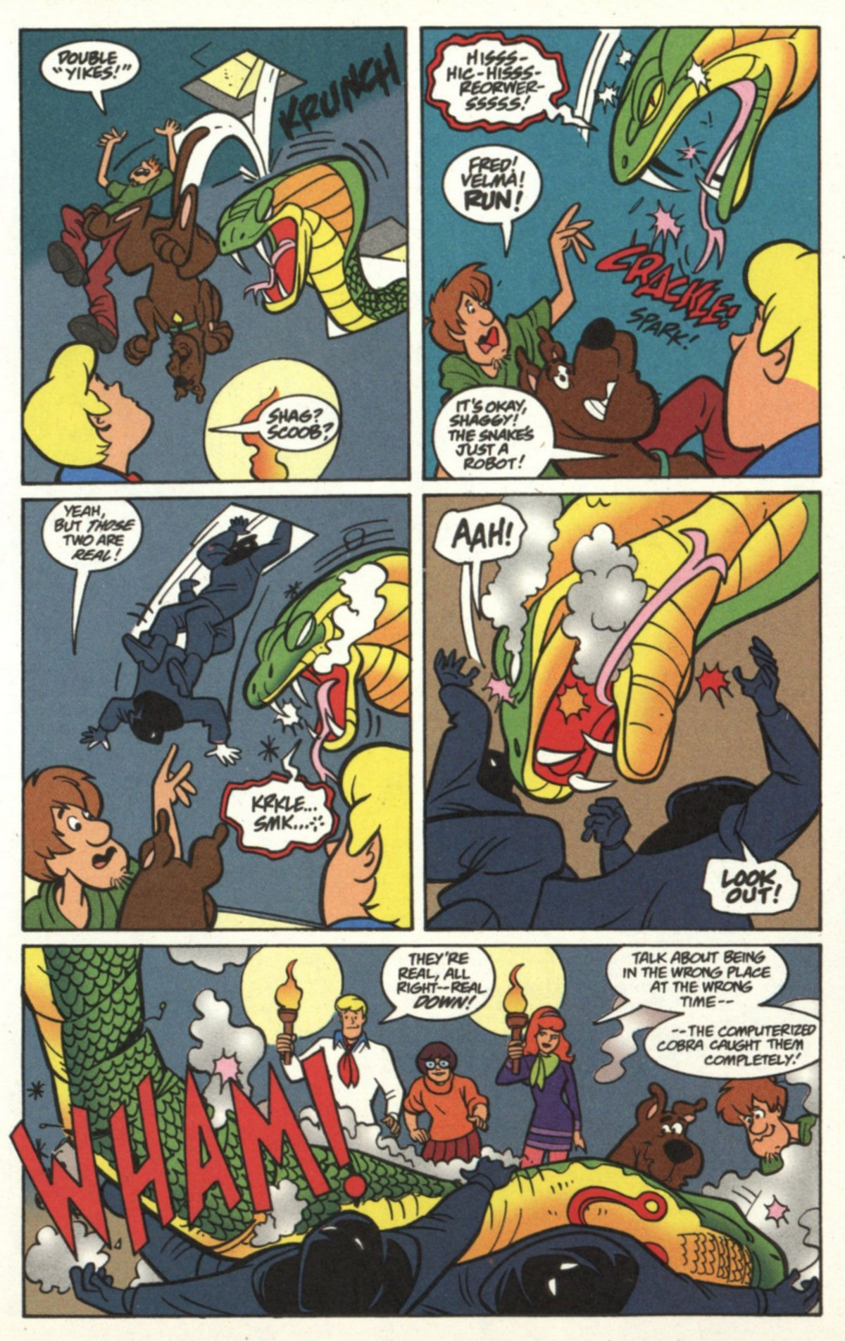 Read online Scooby-Doo (1997) comic -  Issue #19 - 12
