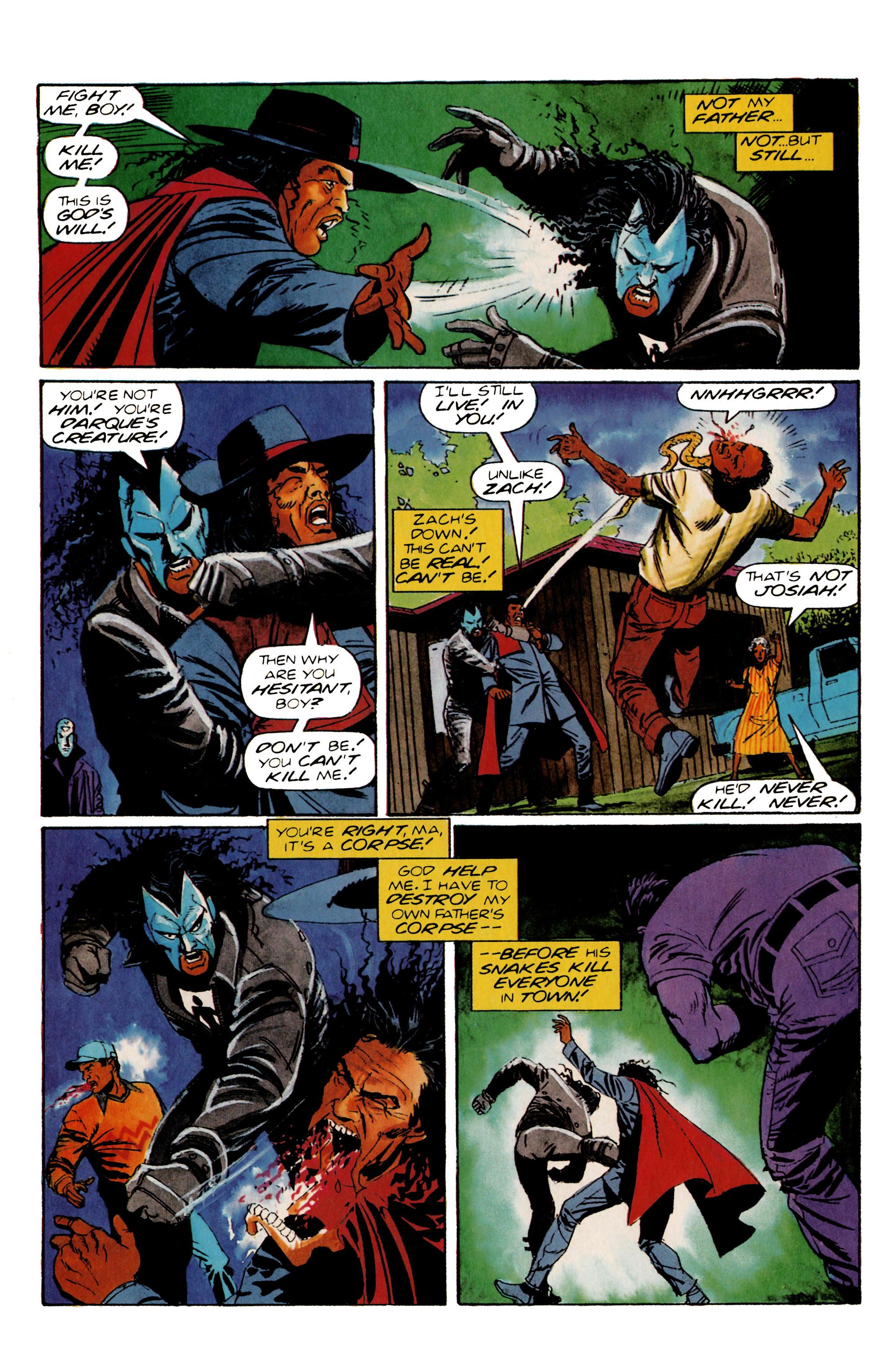 Read online Shadowman (1992) comic -  Issue #20 - 19