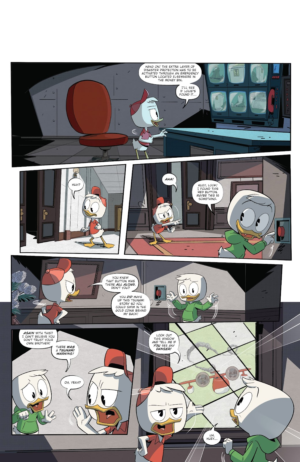 Read online Ducktales (2017) comic -  Issue #18 - 18