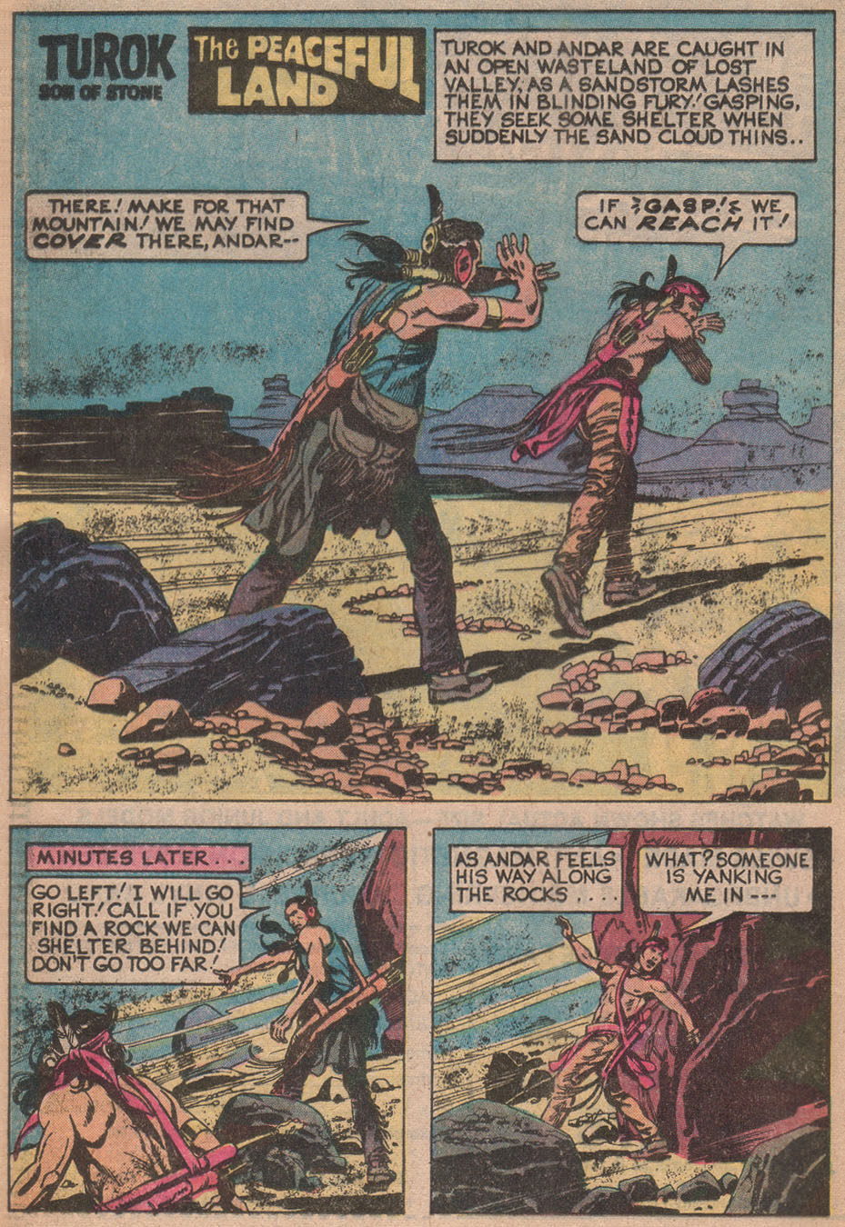 Read online Turok, Son of Stone comic -  Issue #116 - 20