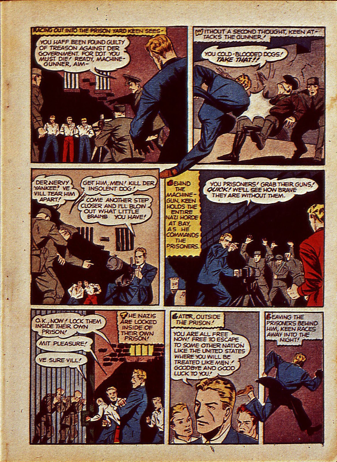 Mystic Comics (1940) issue 6 - Page 12