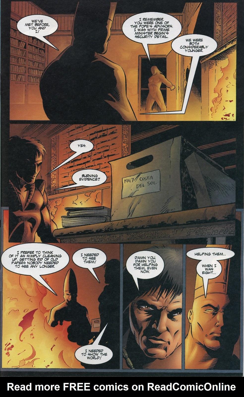 Warrior Nun Areala (1997) Issue #3 #3 - English 21