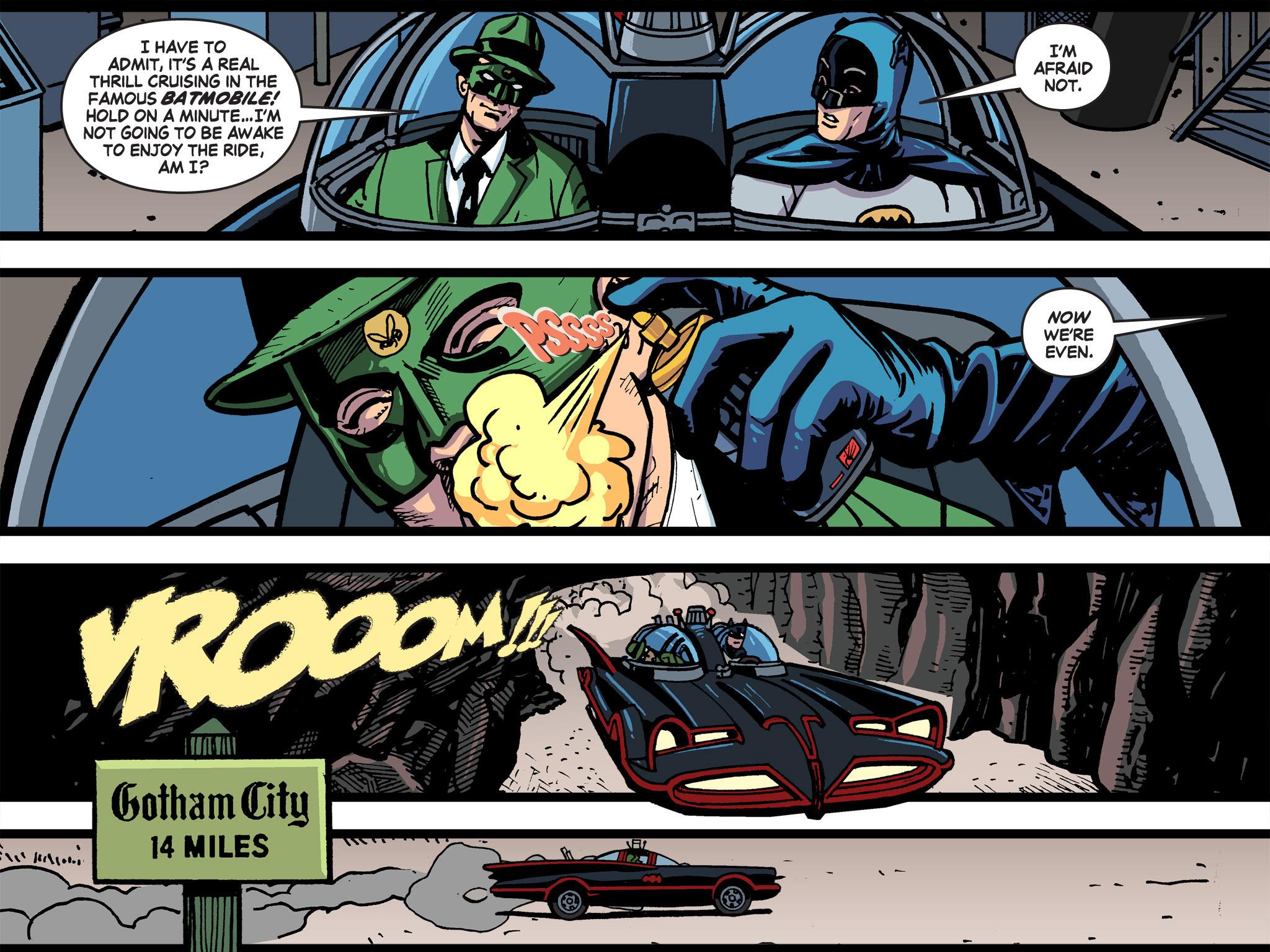 Read online Batman '66 Meets the Green Hornet [II] comic -  Issue #5 - 79